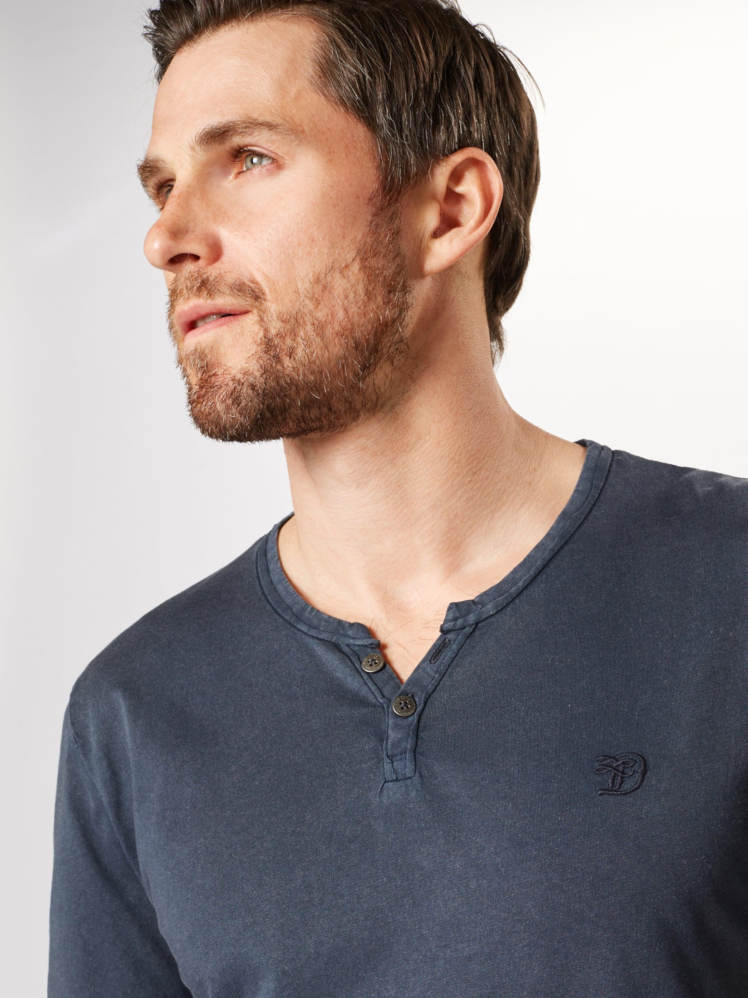 T En Bleu Tom Foncé Denim shirt Tailor ONwkn08XP