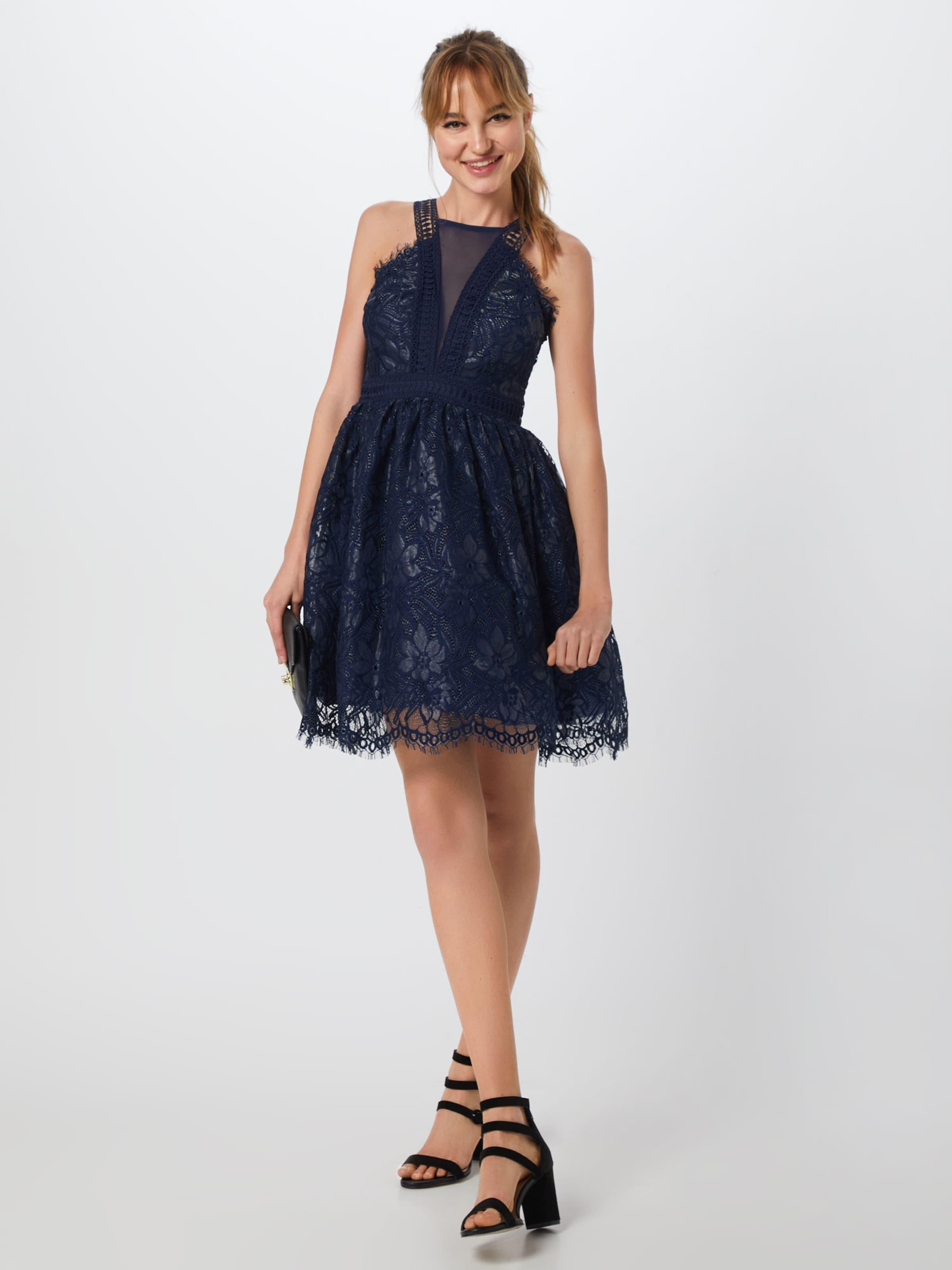 Marine De 'bethany' En Tfnc Robe Cocktail Bleu xBoedCWr