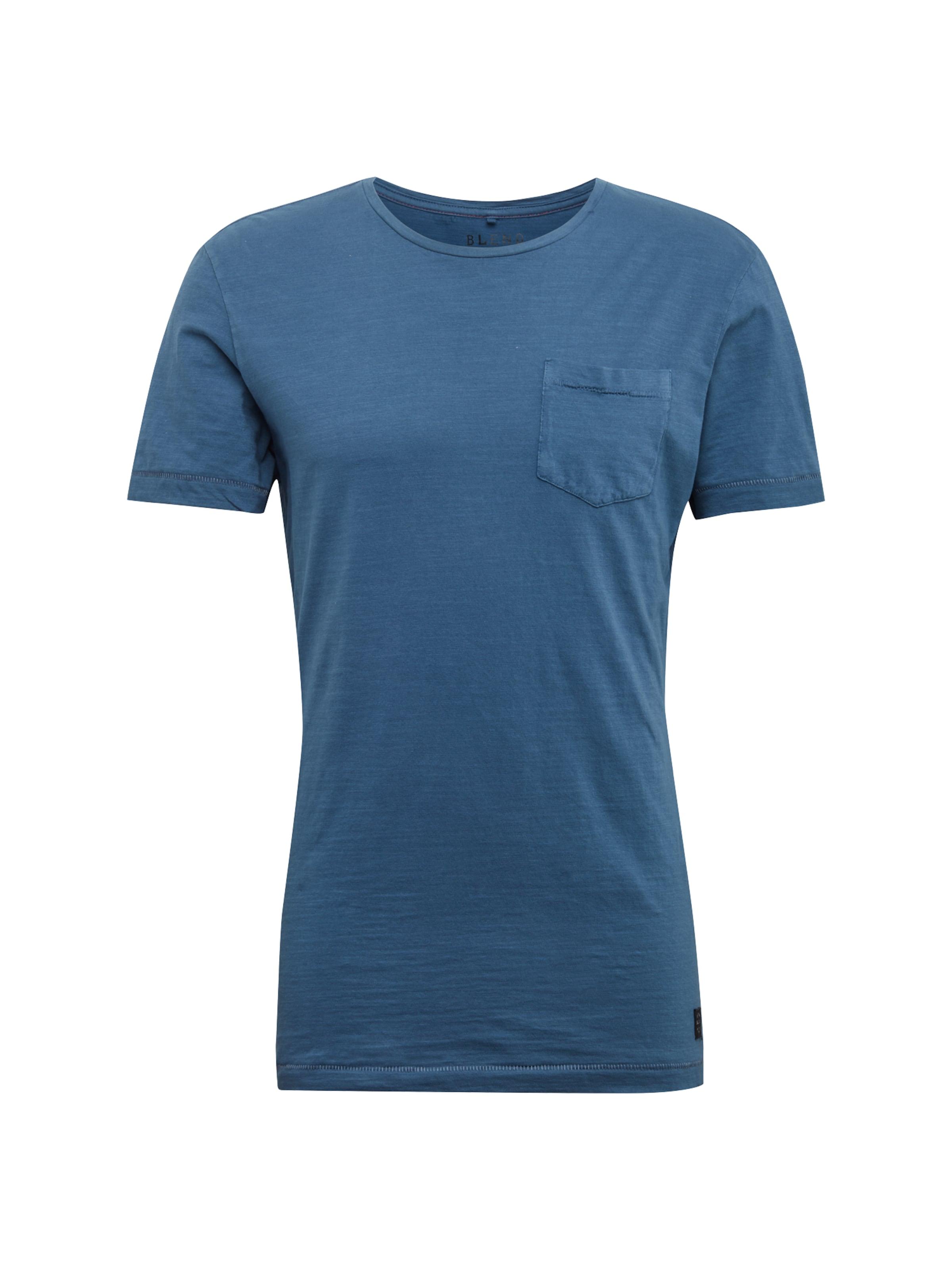 Blend Bleu shirt En T 'tee' fyYb67g