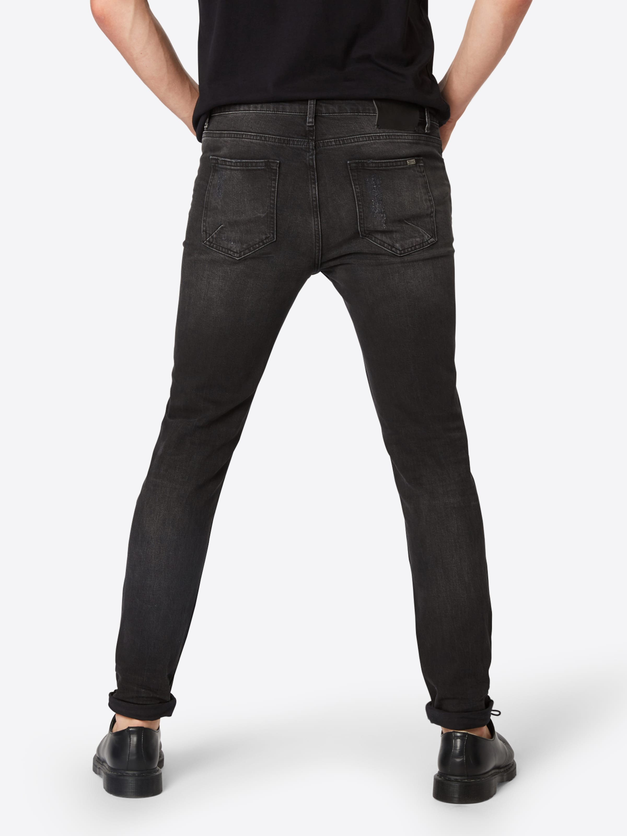 9407' Jean En AnthraciteNoir Denim 'morten Tigha CoWxeQdBr