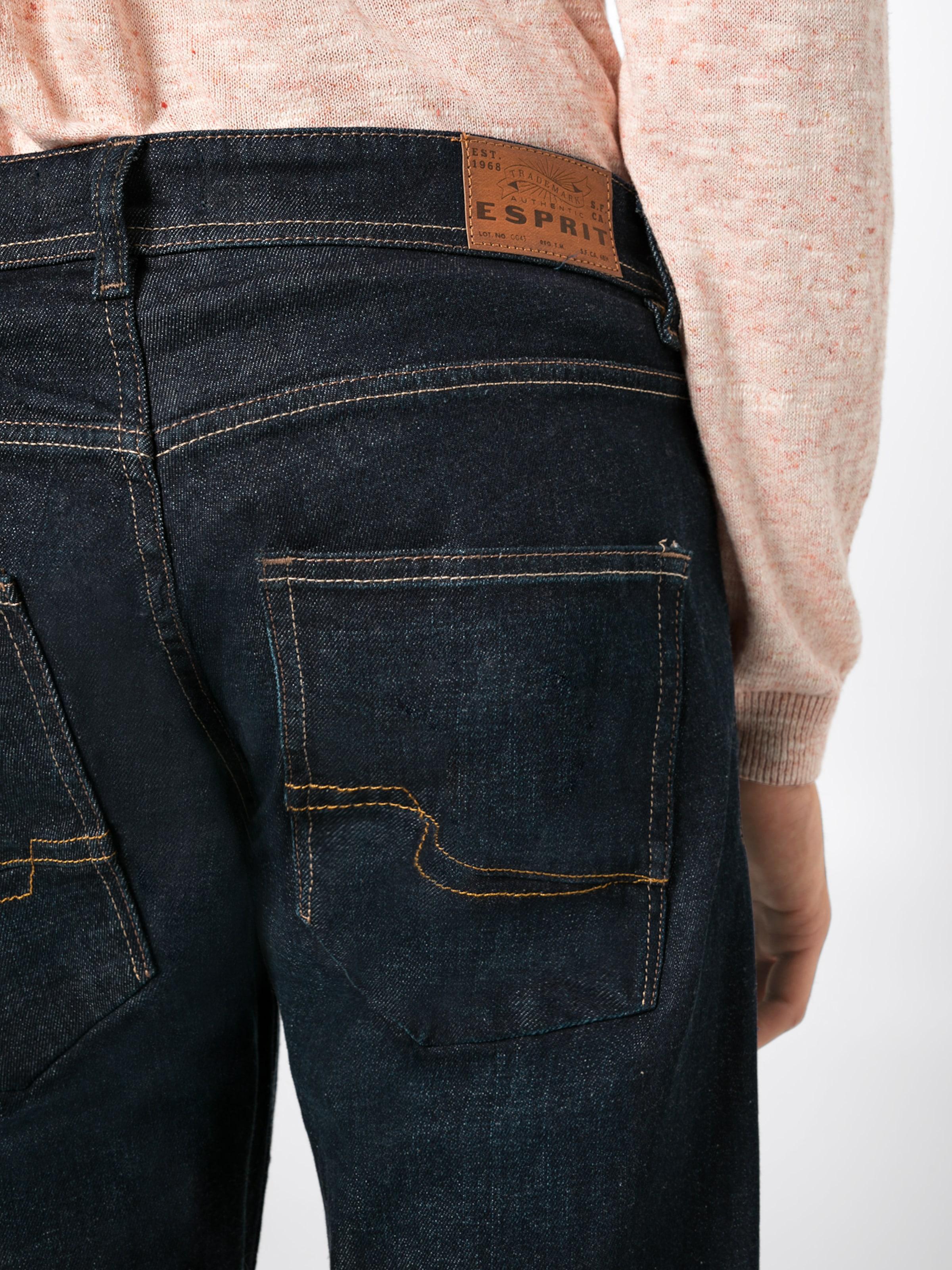 Denim Jean '5 Pkt Silm Fit' Bleu En Esprit shdQtr