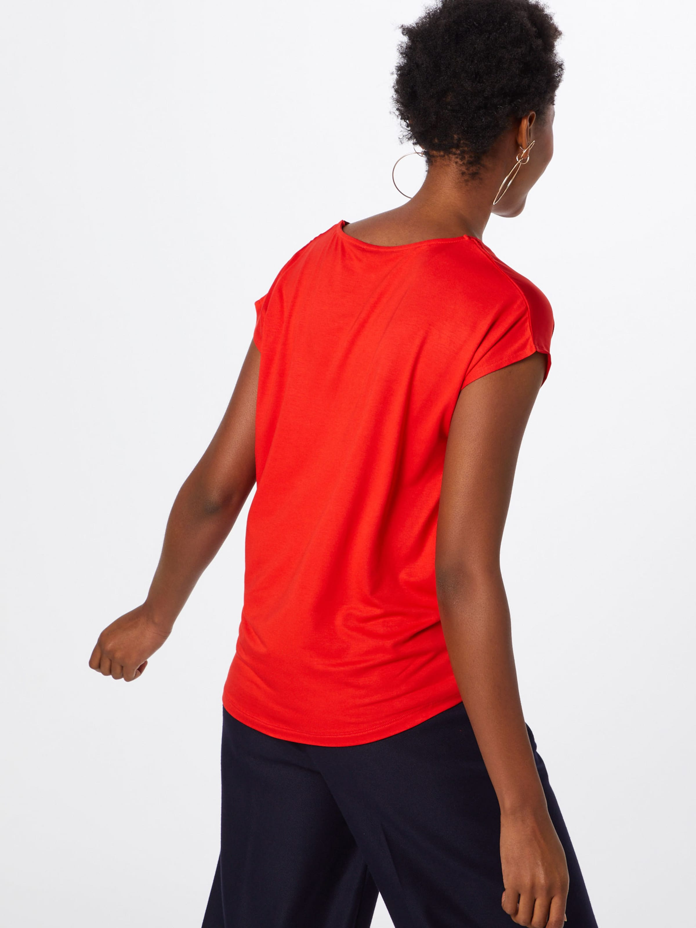 Moreamp; 'active' shirt En Rouge Orangé T 0N8wmn