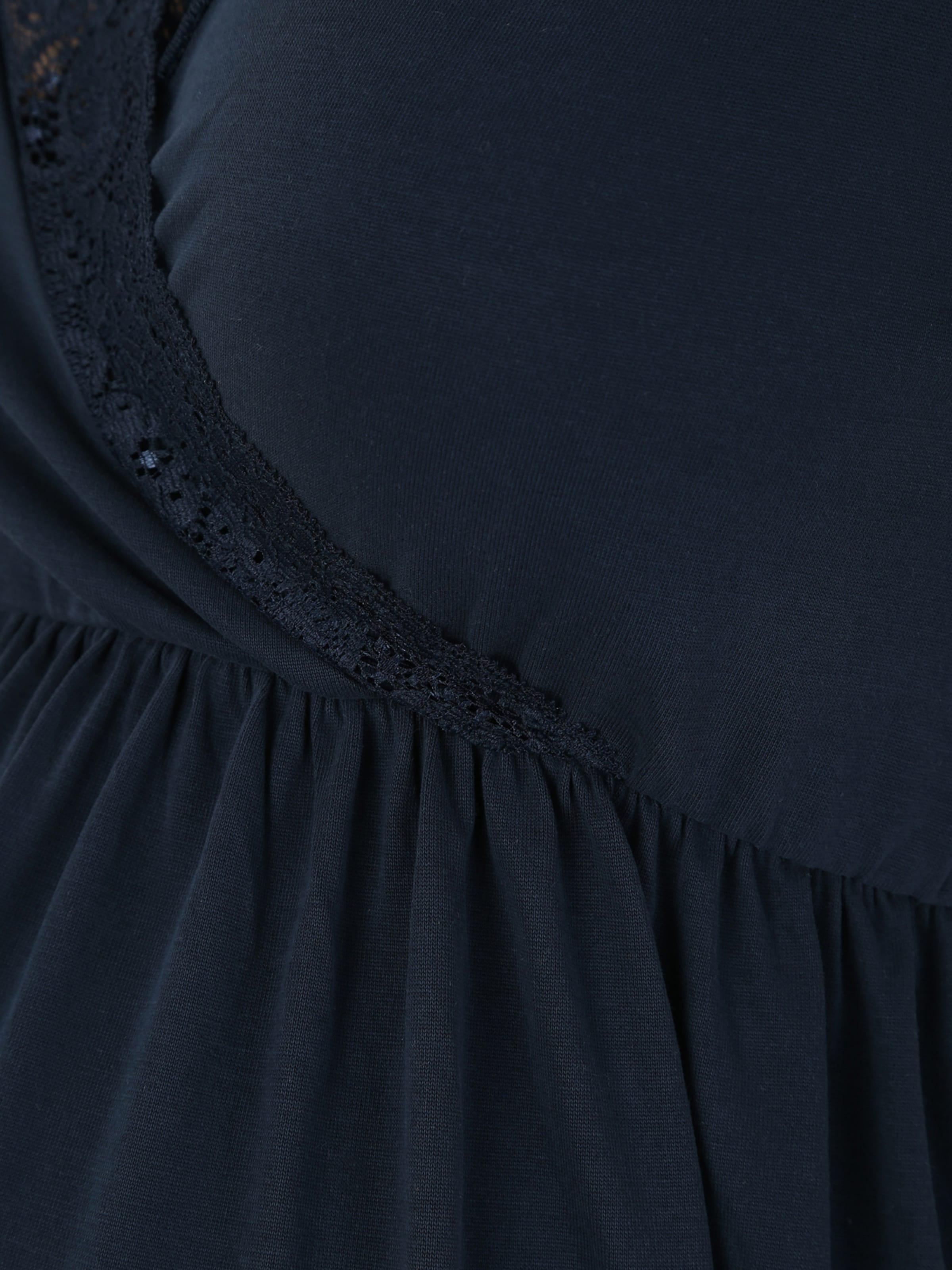 ' Jersey Nf Mamalicious 'mllulu Top En Foncé S s Tess T shirt Bleu bY7gf6yv