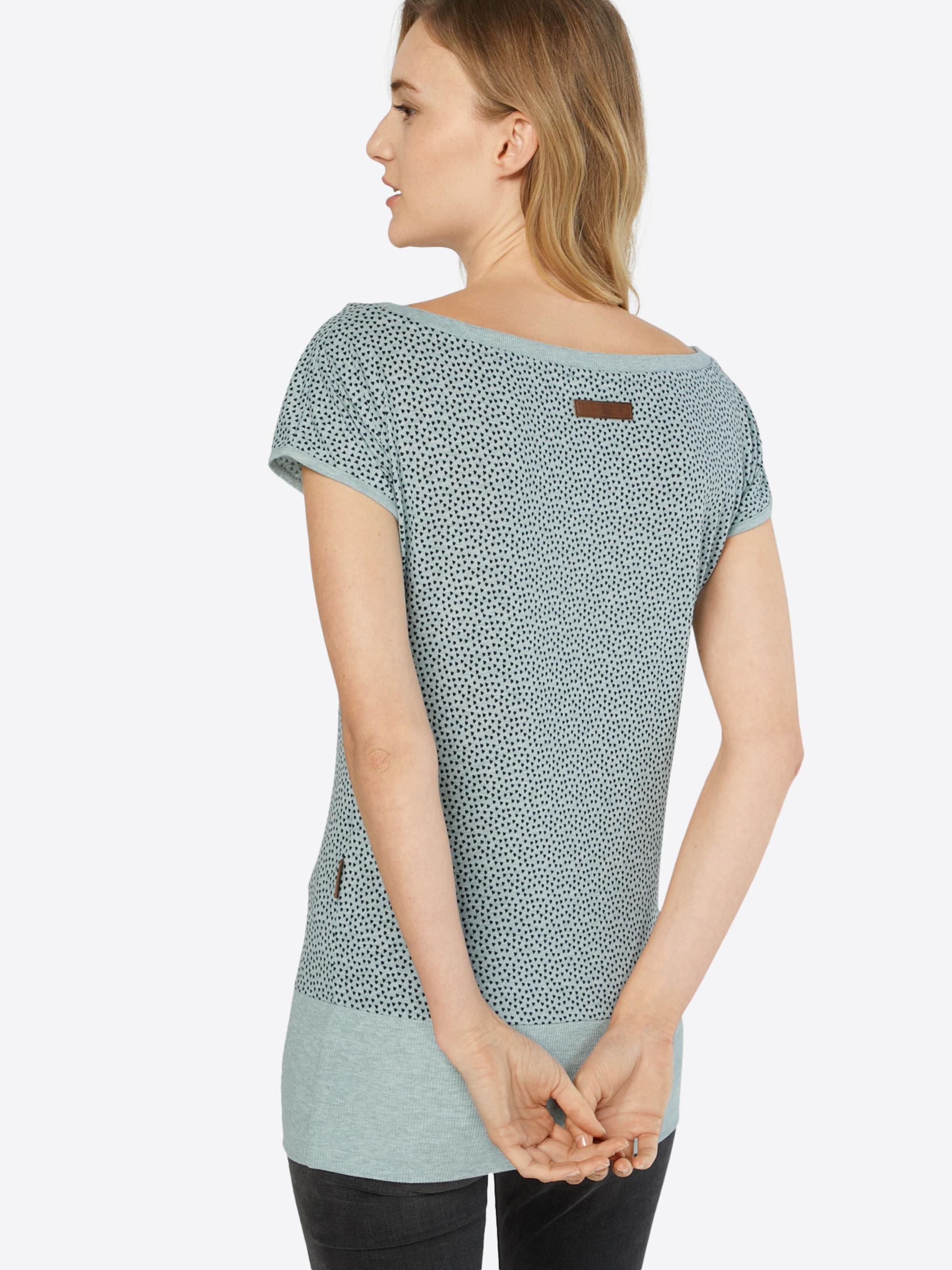 Naketano FuméNoir shirt En 'inferno' T Bleu BexorCdW
