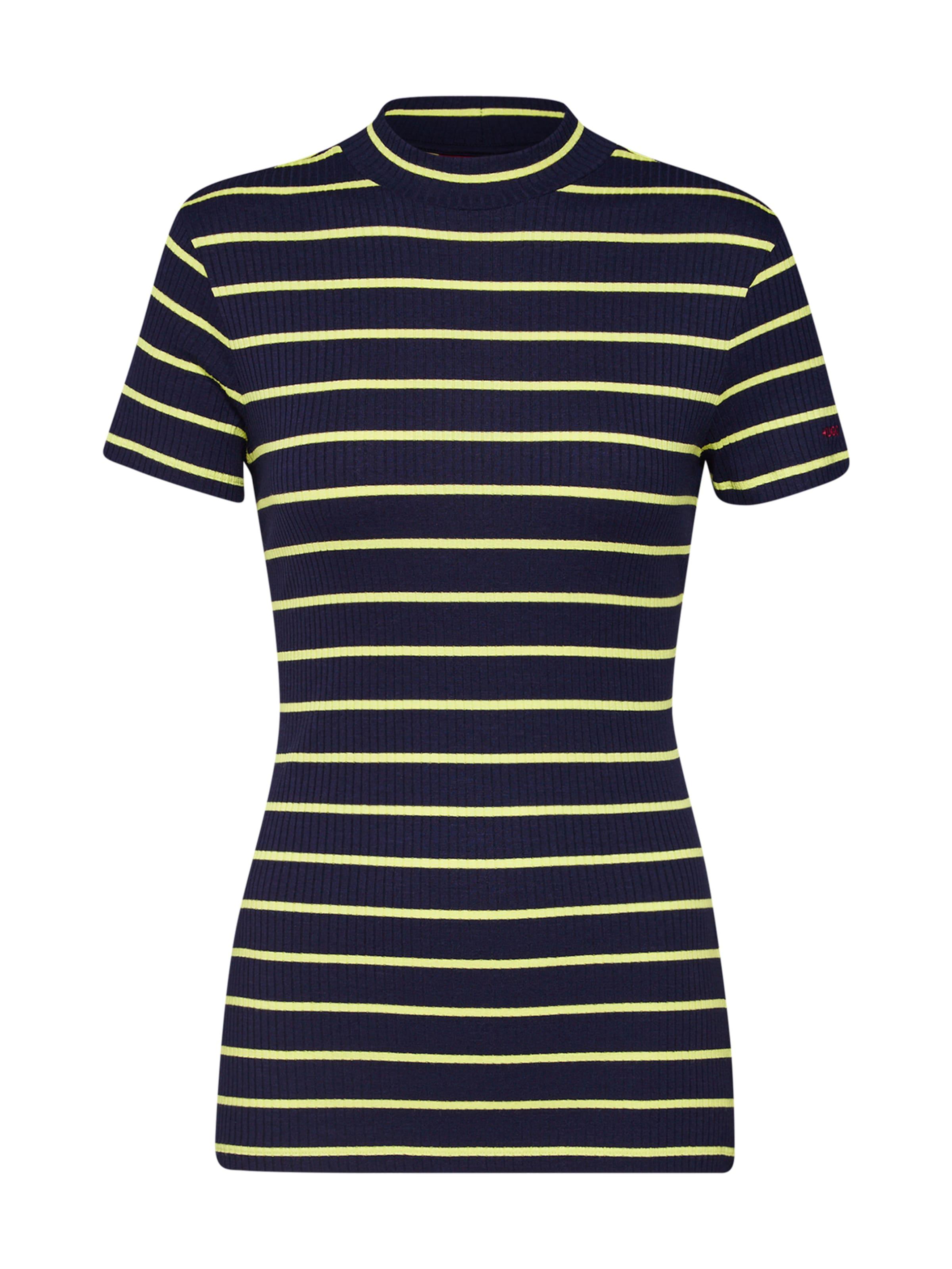 En 'daroline' MarineJaune Bleu Hugo T shirt erdxCBo