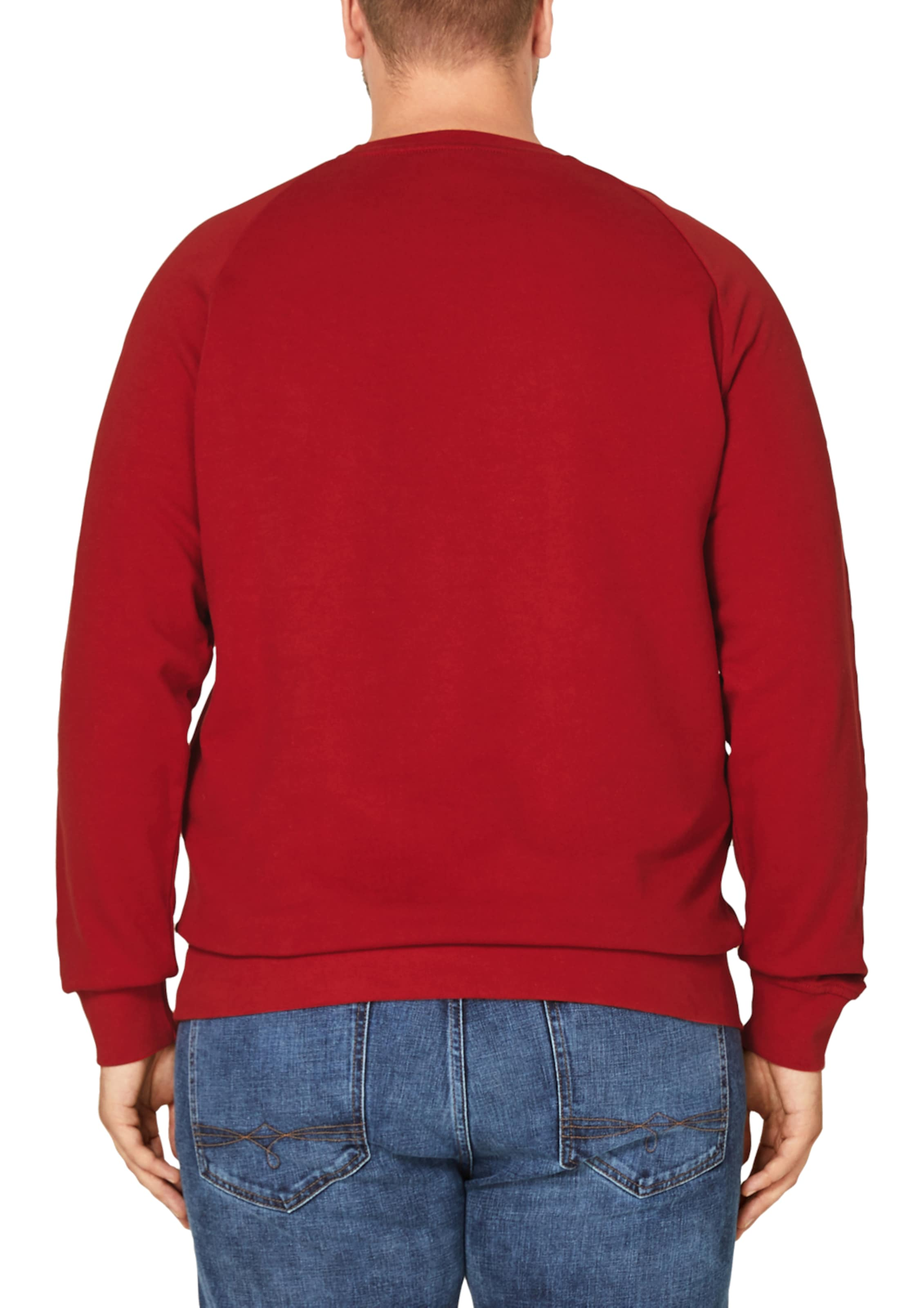 oliver In Rot Sweatshirt Label S Red SUzpVqMG