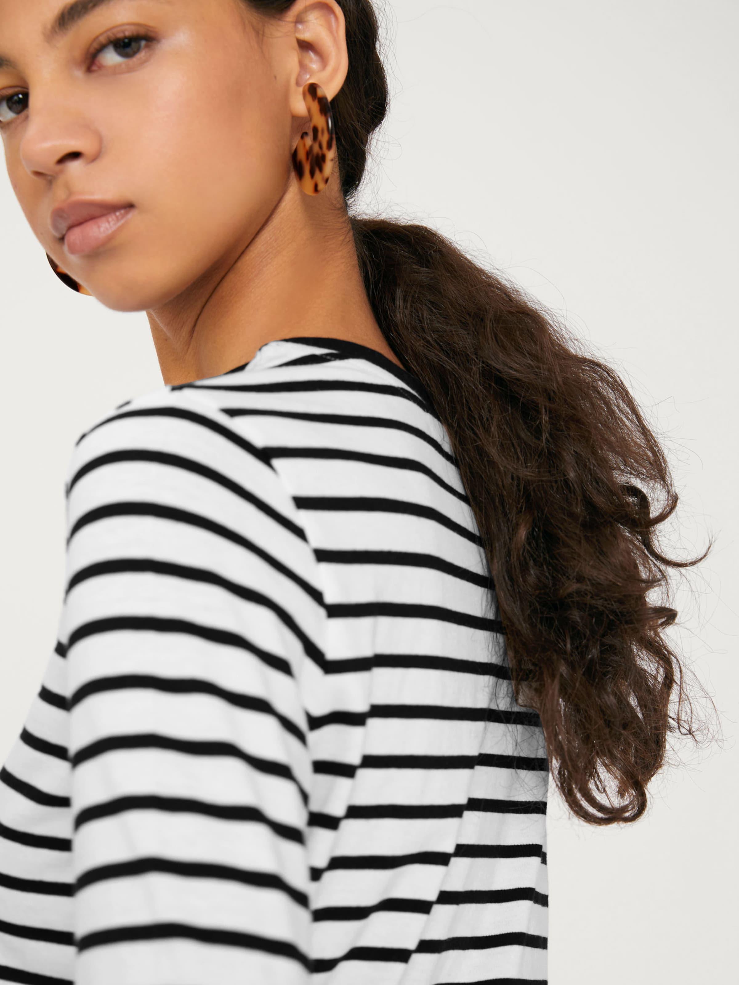 T En Blanc BleuVert Edited shirt 'pixie' 4AL35Rj
