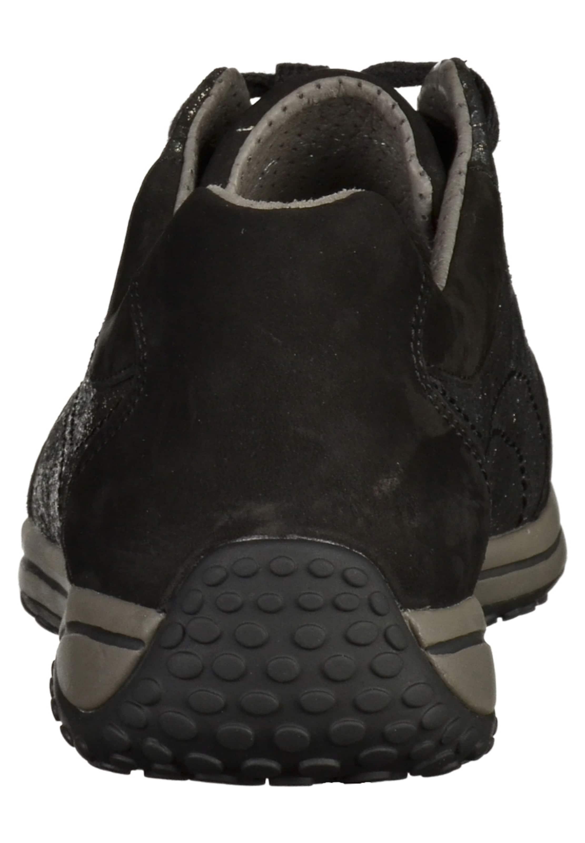 Gabor À Lacets Gris Sport Chaussure En De ArgentéNoir HW92IED