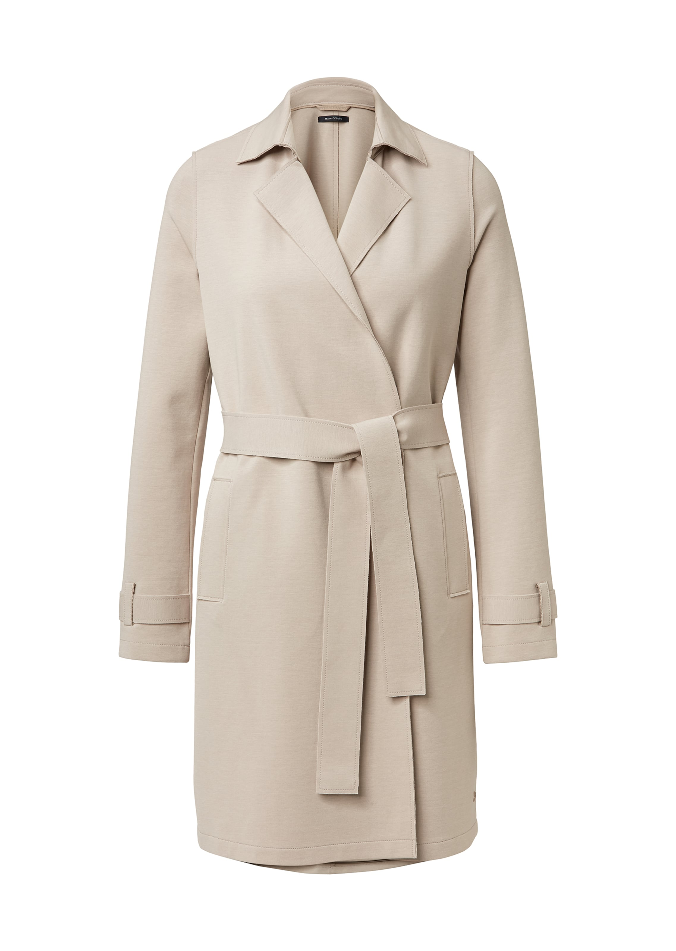 In Marc O'polo Hellbeige Trenchcoat Qshtrd