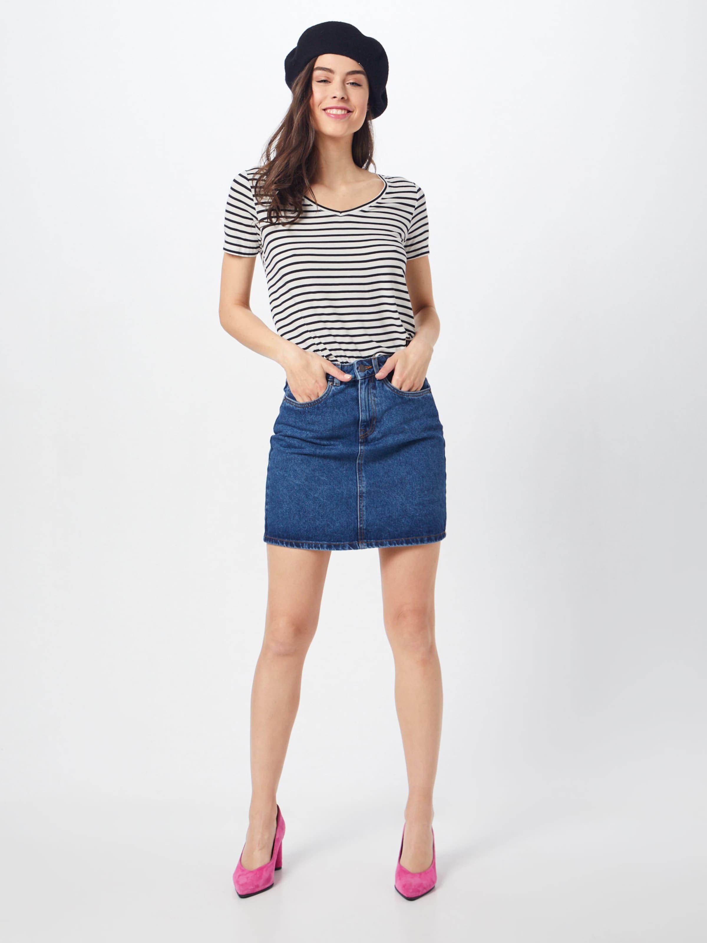 T 'oxana' Broadway Nyc BeigeBleu shirt Fashion Marine En DH2IE9