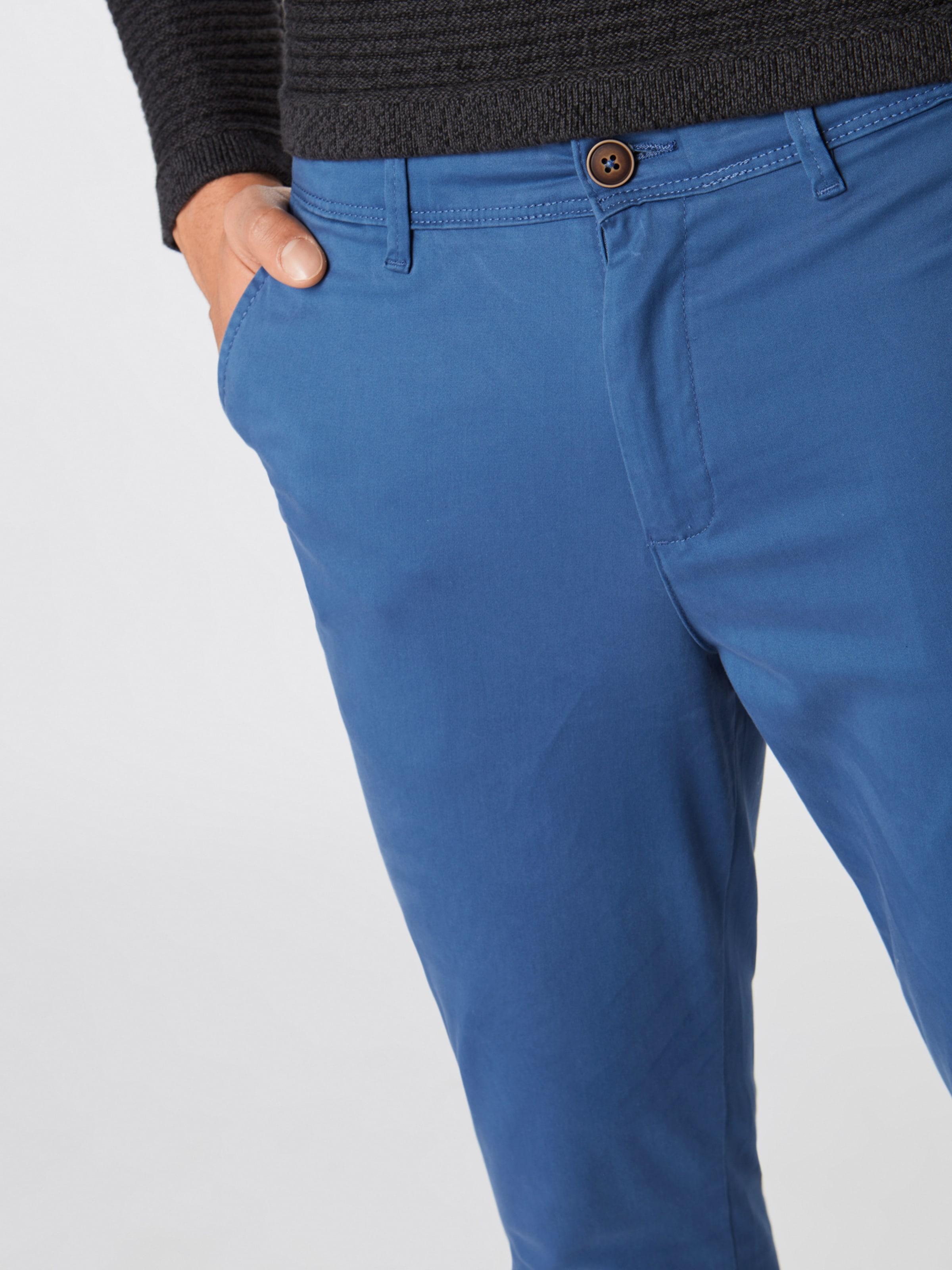 En Chino Pantalon Bowie' Jackamp; Bleu 'marco Jones Marine N0OXkwPnZ8