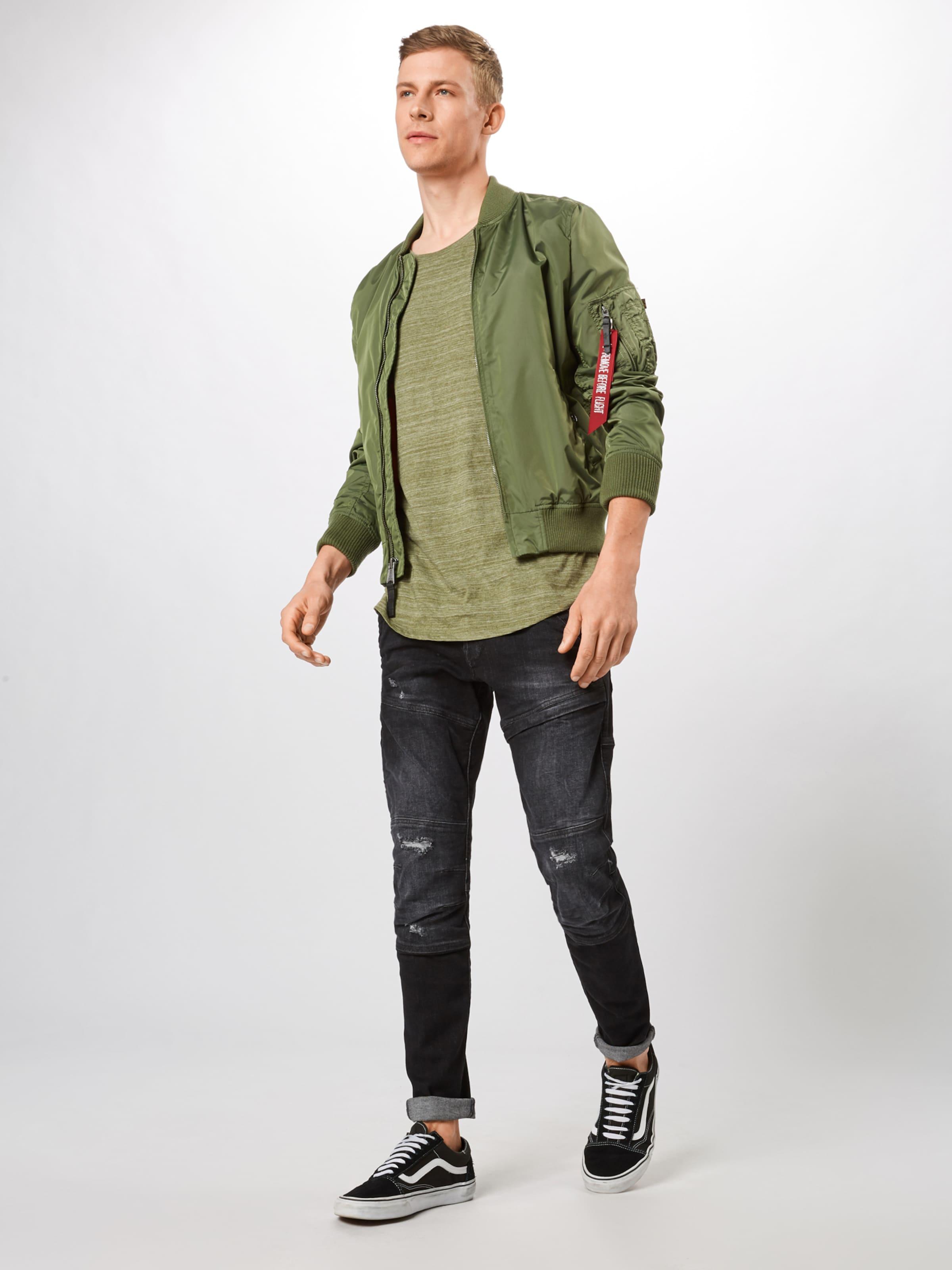 Chiné star T Gris Raw shirt En G KTJlFc1