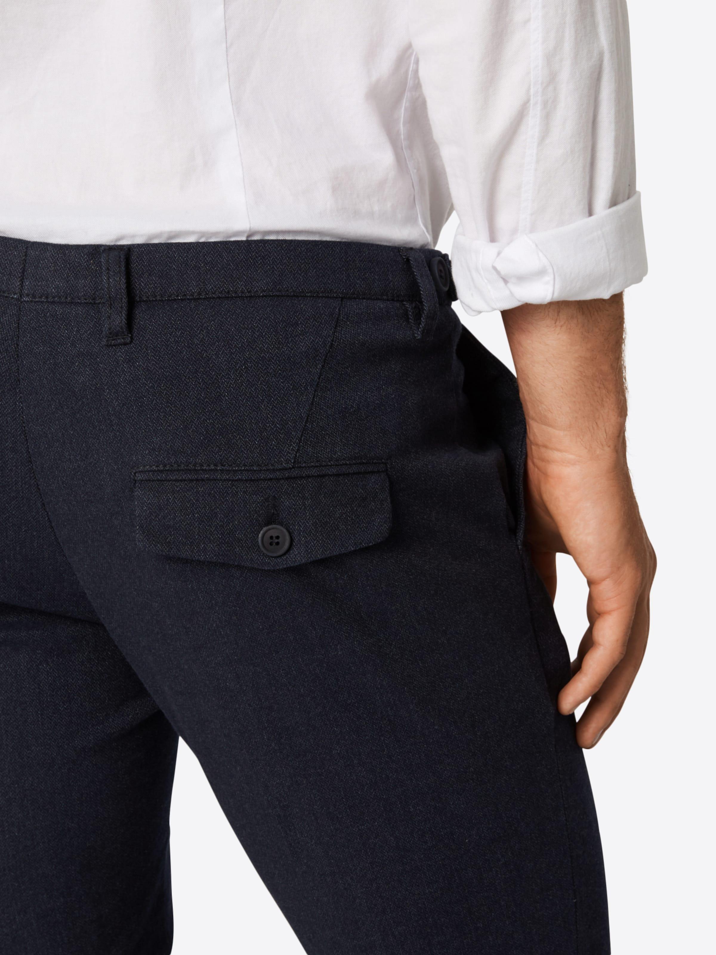 Foncé 'kill' Drykorn Pantalon En Gris mw8Ovn0N