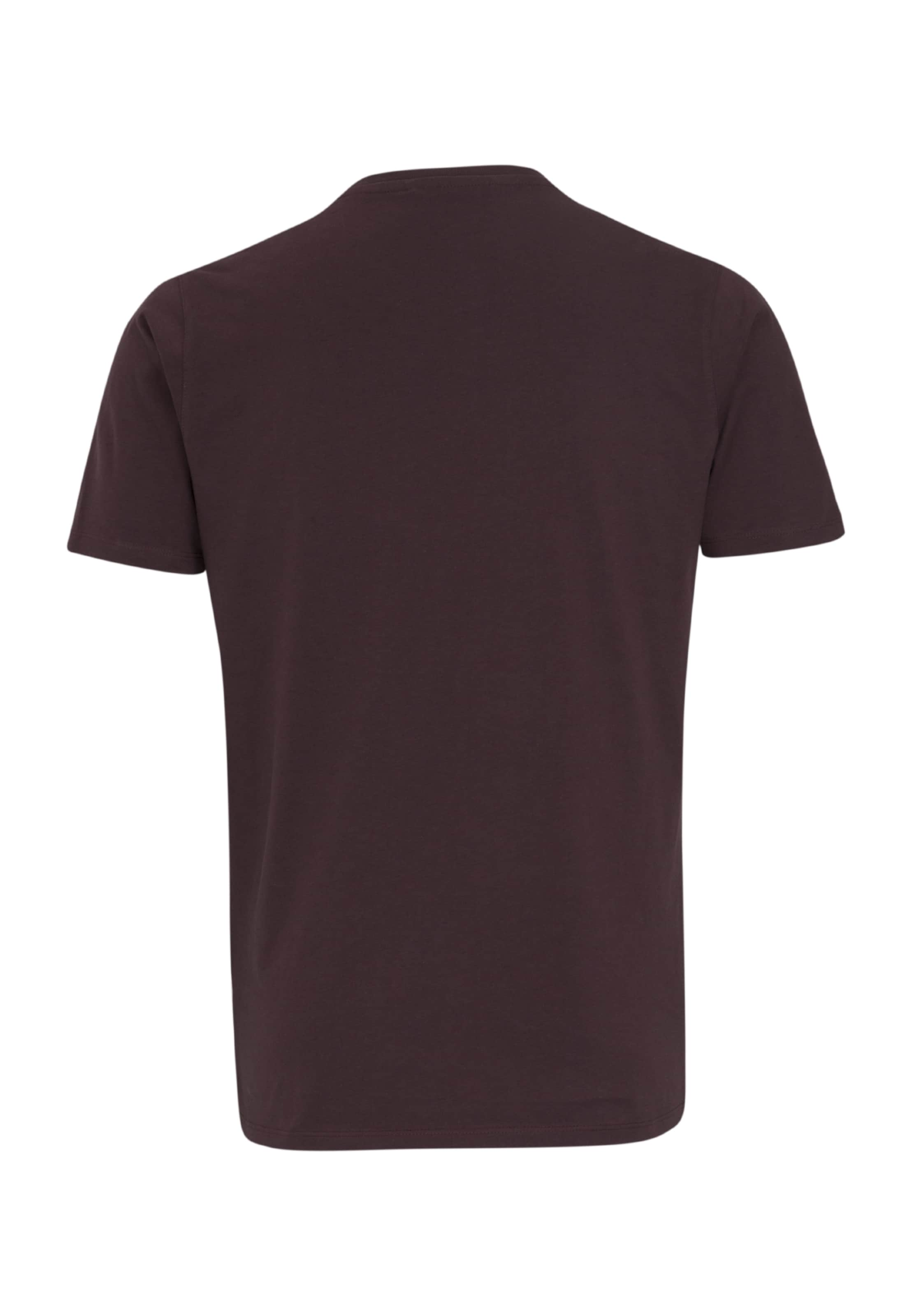 T Camel Active shirt Aubergine In Y76byfg