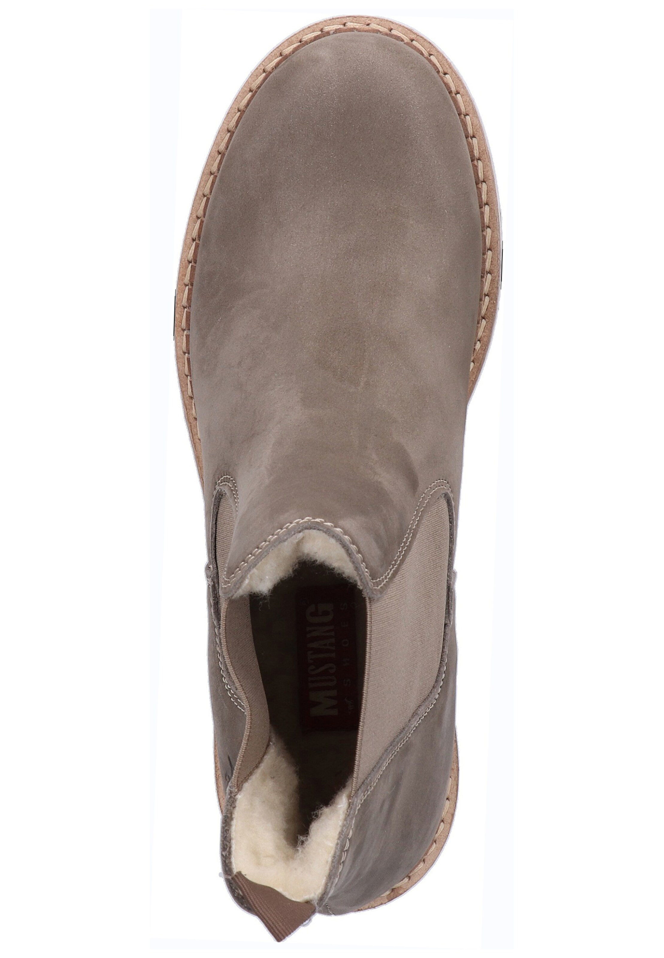 Taupe Boots Boots Chelsea Mustang En En Boots Chelsea Chelsea En Mustang Taupe Mustang cAq5R4j3L