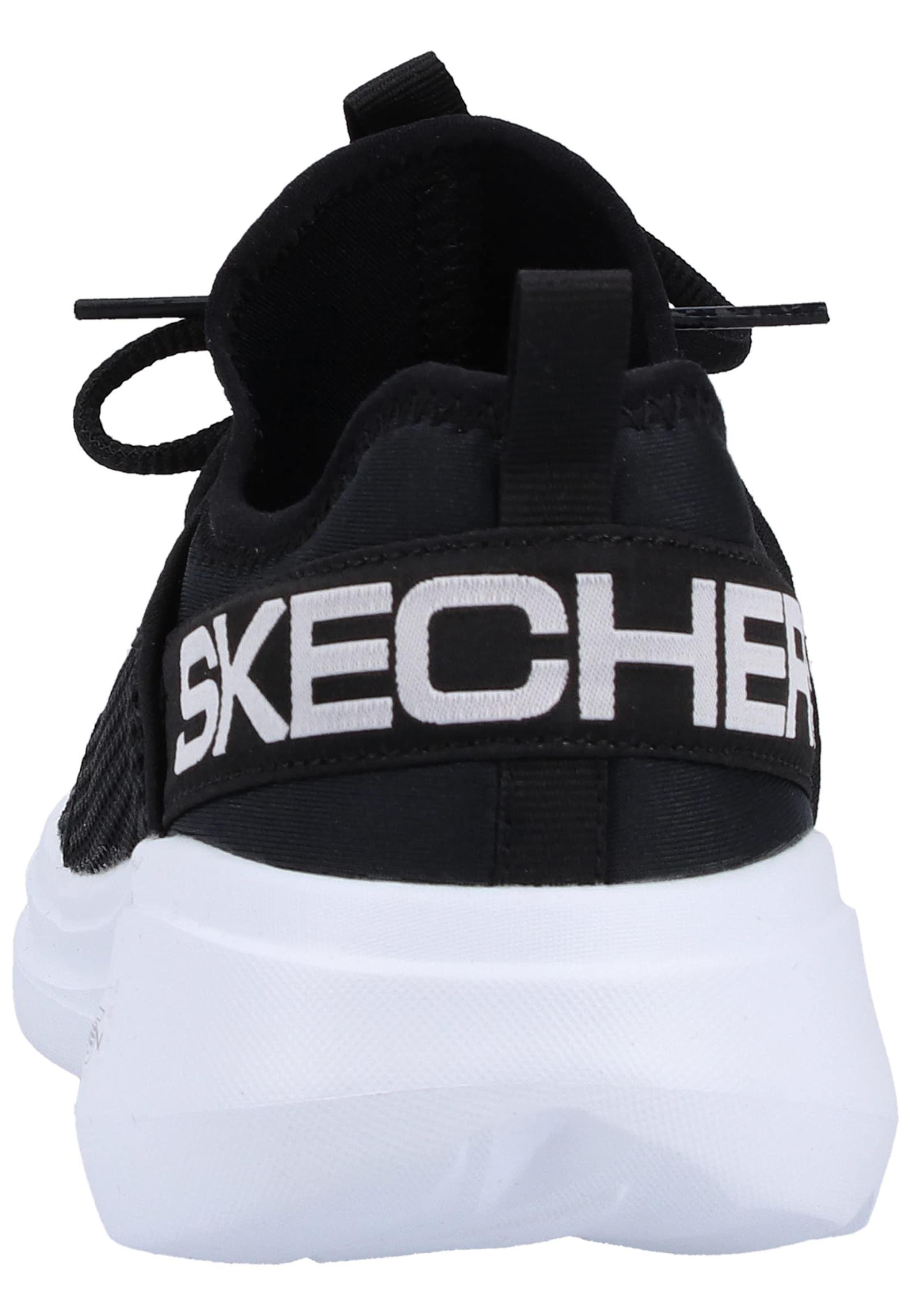 Skechers Basses Basses En En Baskets Noir Skechers Baskets A4RjL5