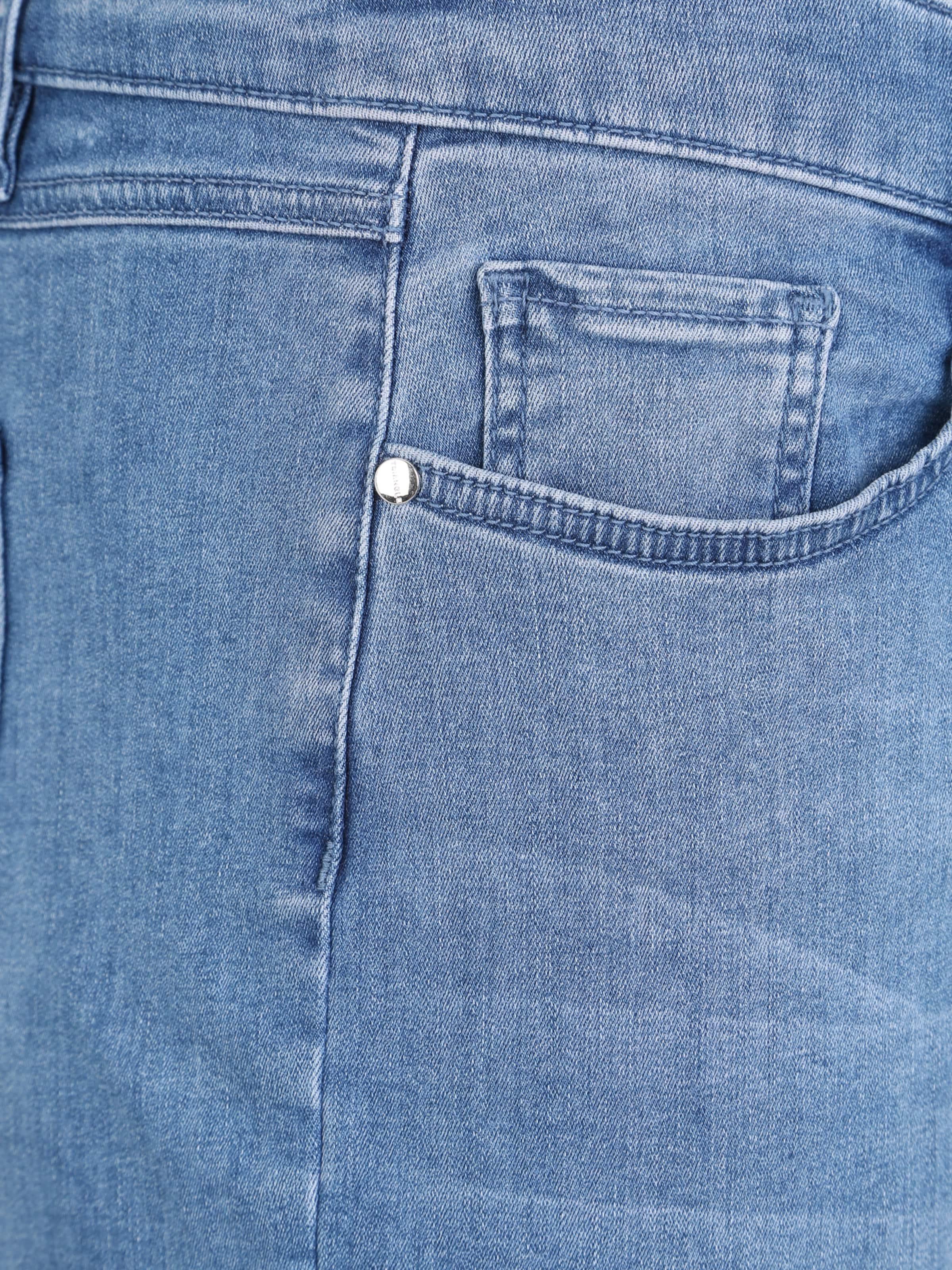 Bleu Denim En Jean Triangle 'curvy Fit' gbYf76Iyv