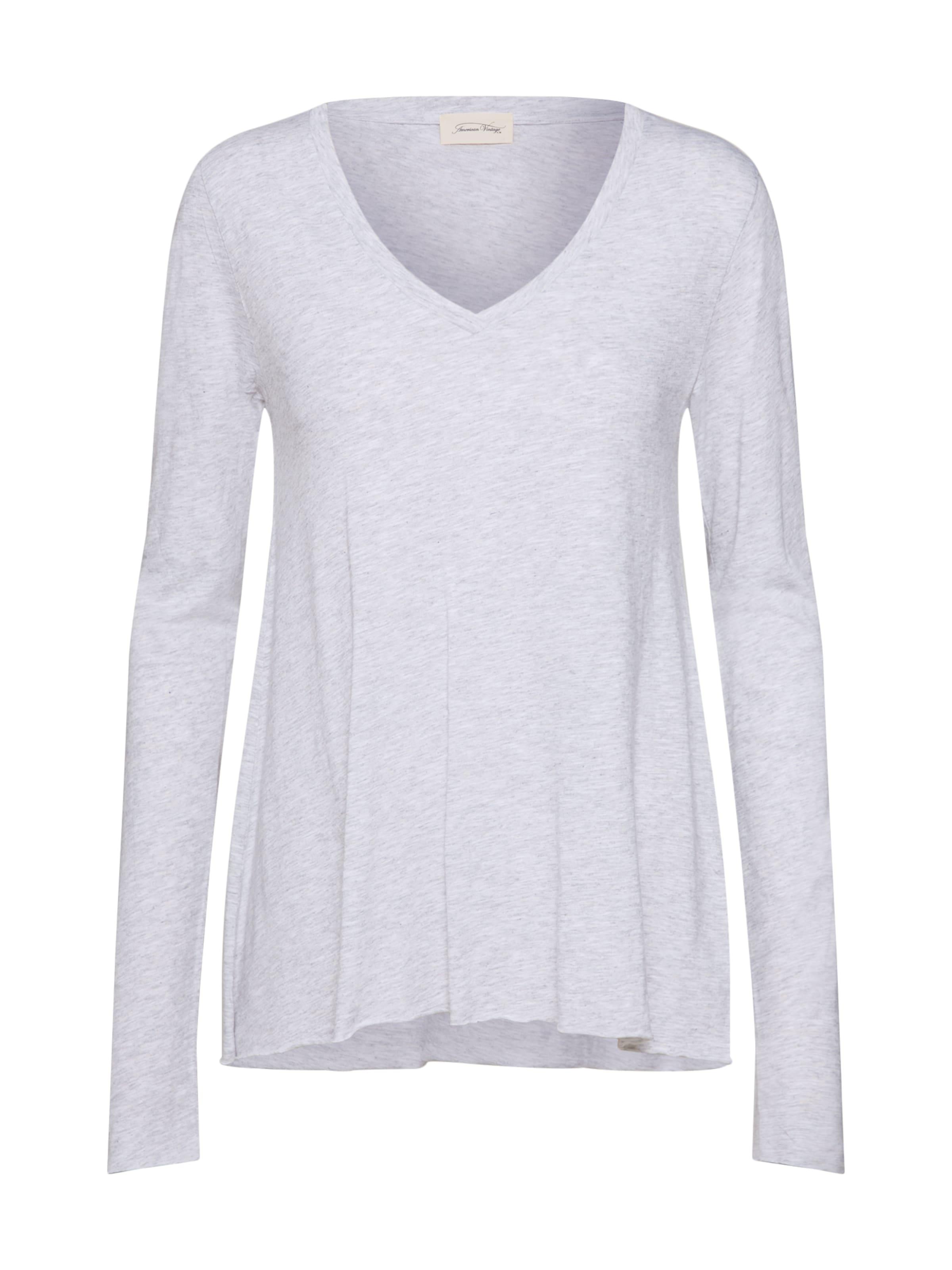 American T shirt En Vintage Blanc PkX0wONn8Z