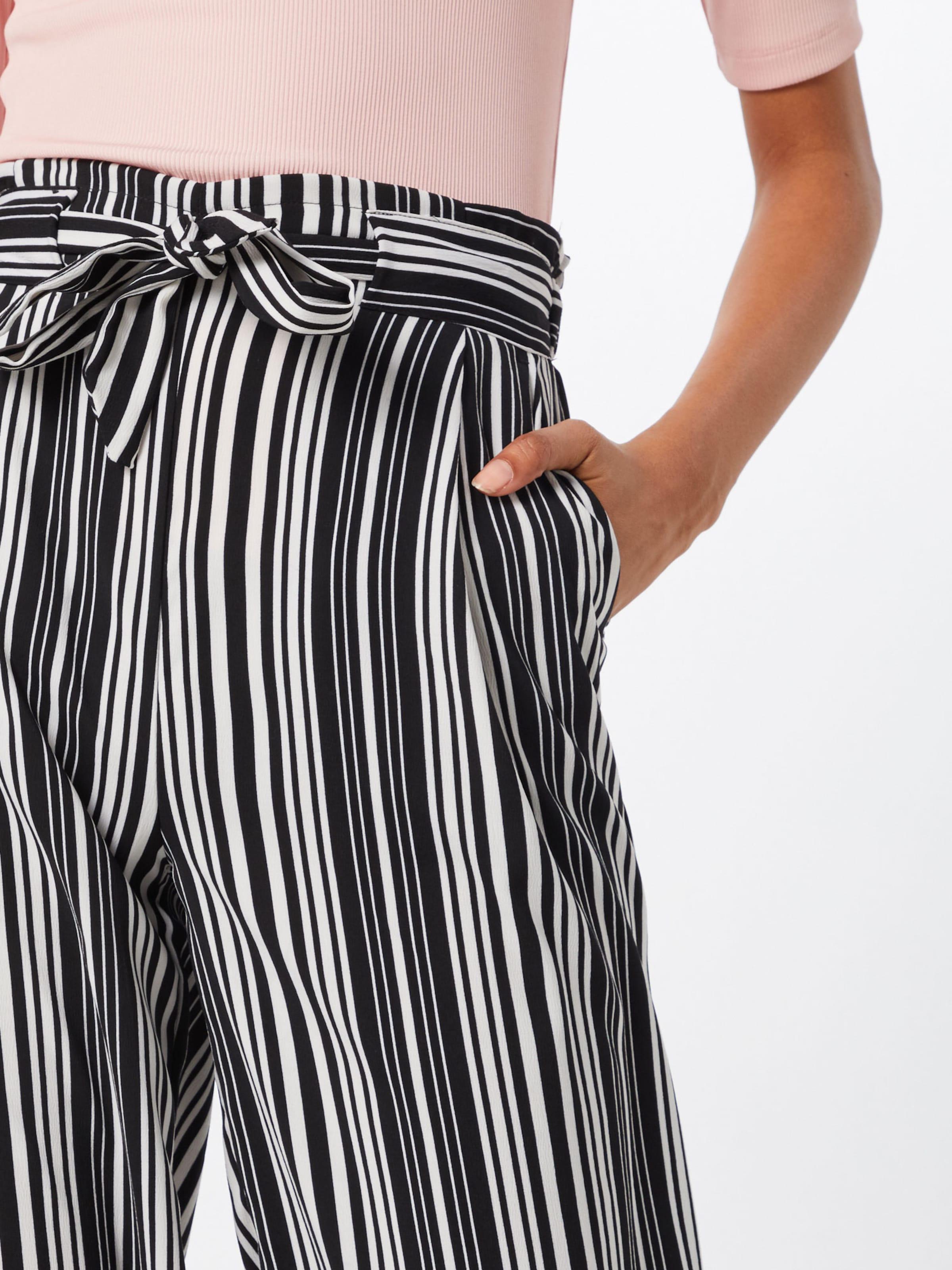 Pantalon Stripe NoirBlanc Vinnie Tie '28 En Crop' À Ww Emerald Pince New Look Waist 09 uFTl1Jc3K