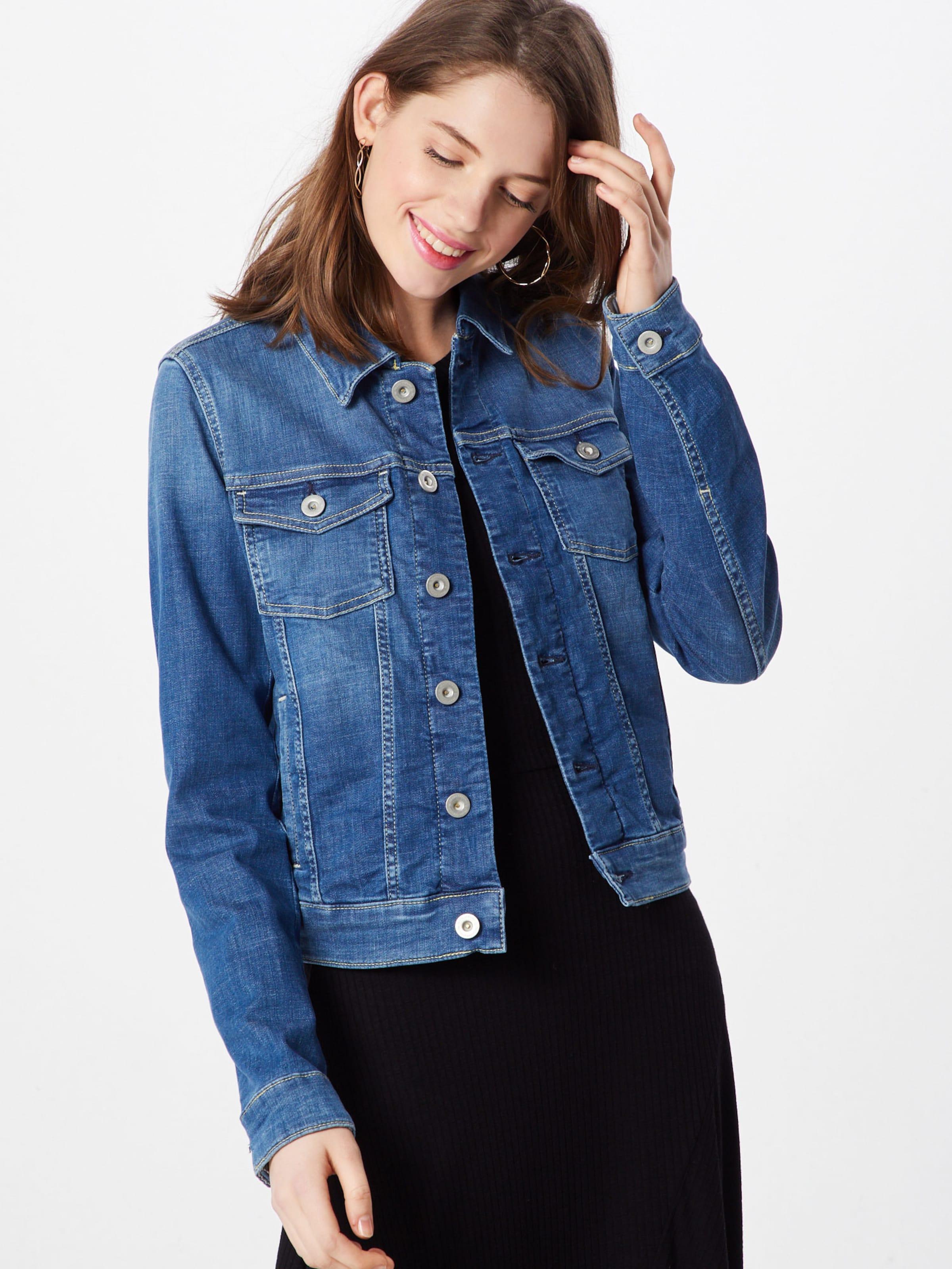 Jacket' Denim Blue Jacke Marc 'denim O'polo In DHIW9E2Y