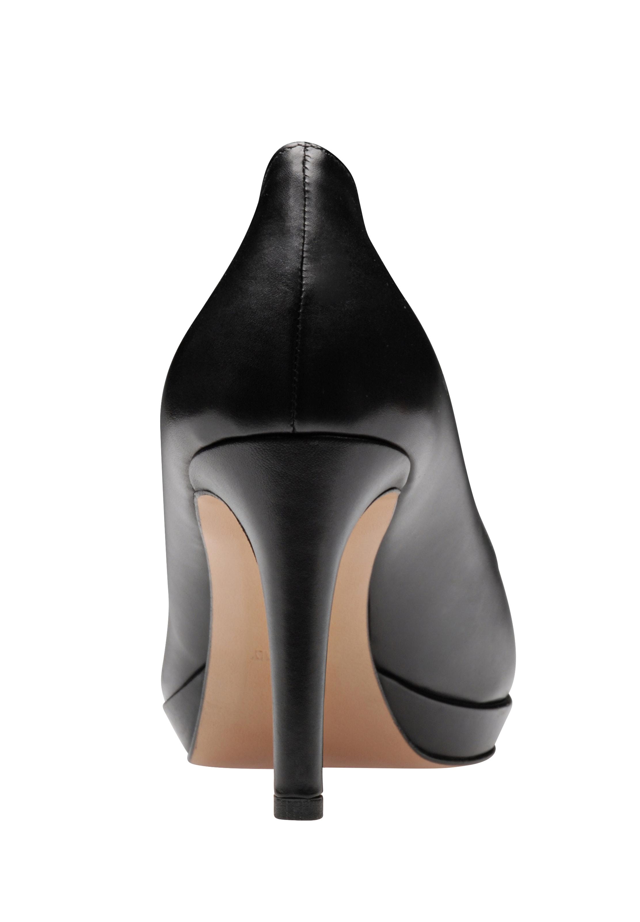 En Escarpins Noir Evita Evita En Escarpins N8P0nZwkXO