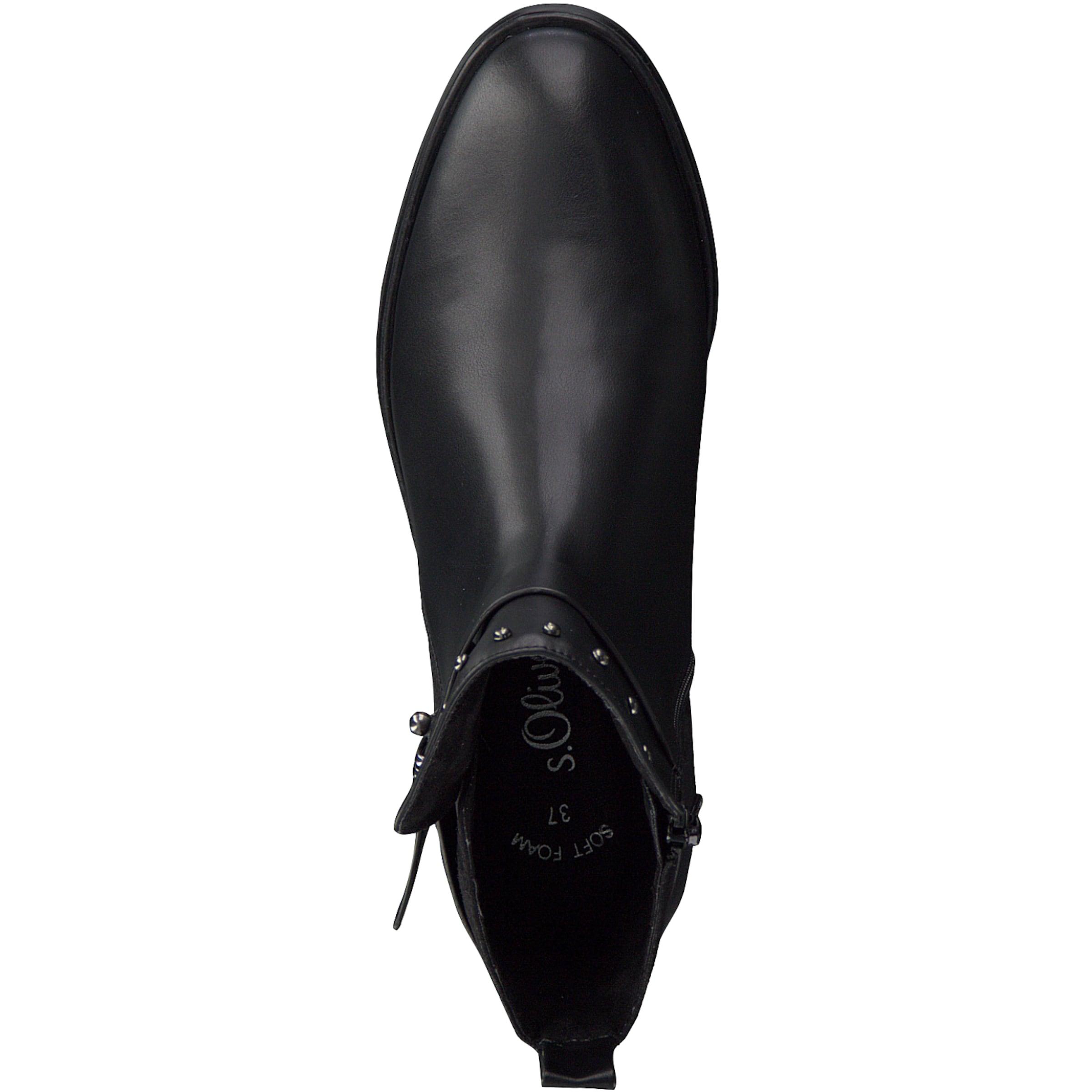 Chelsea Label Boots oliver Red En S Noir kPuZiTwXO