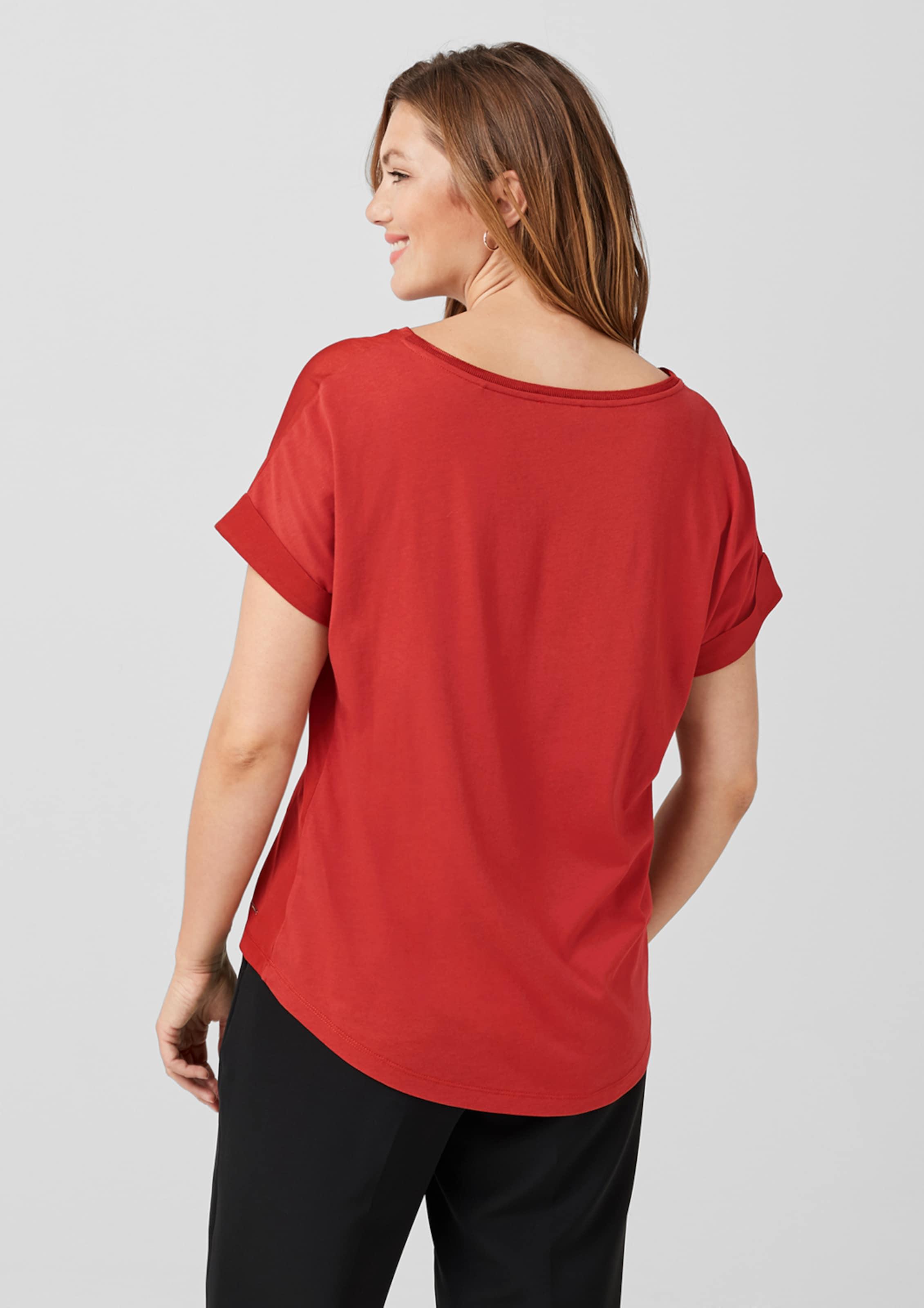 Orangerot T In In Triangle T shirt Orangerot Triangle shirt Triangle shirt T gyf7v6IbY