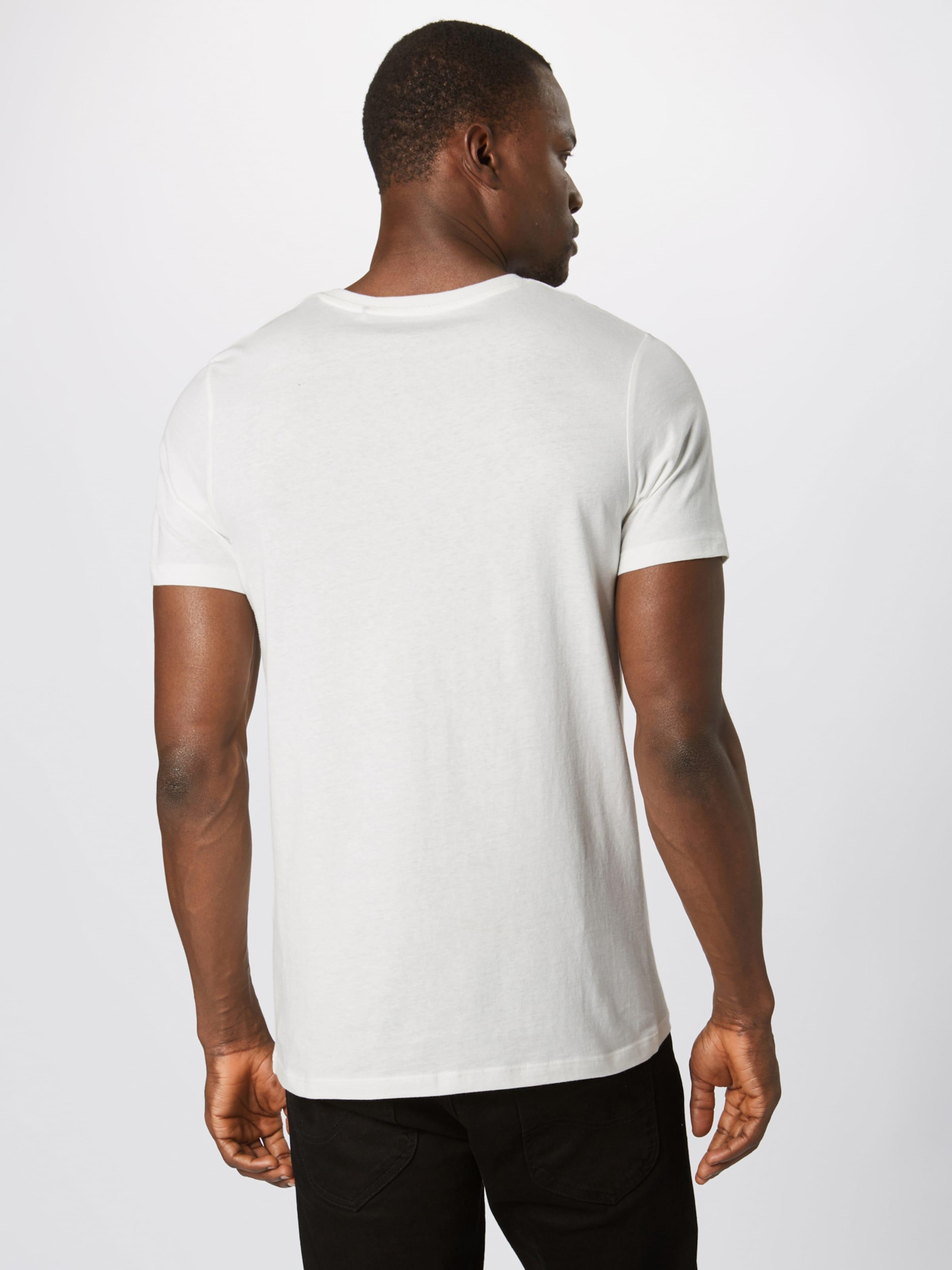 'jjerafa' Jackamp; Jones NoirBlanc En T shirt SUqzpMV