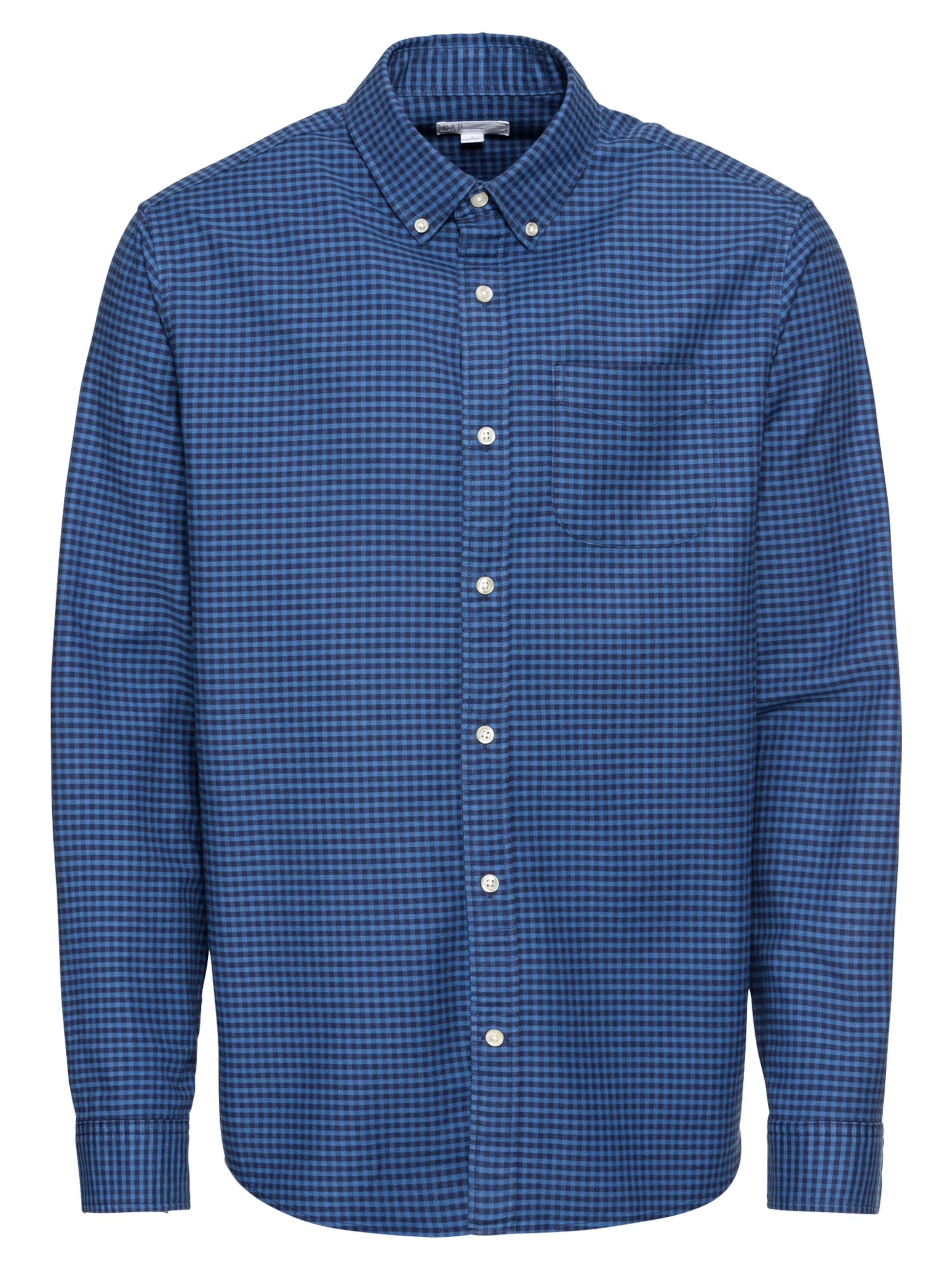 Shirts' En 'holiday Gap Oxford Chemise 2018 Bleu XiuTOPZk
