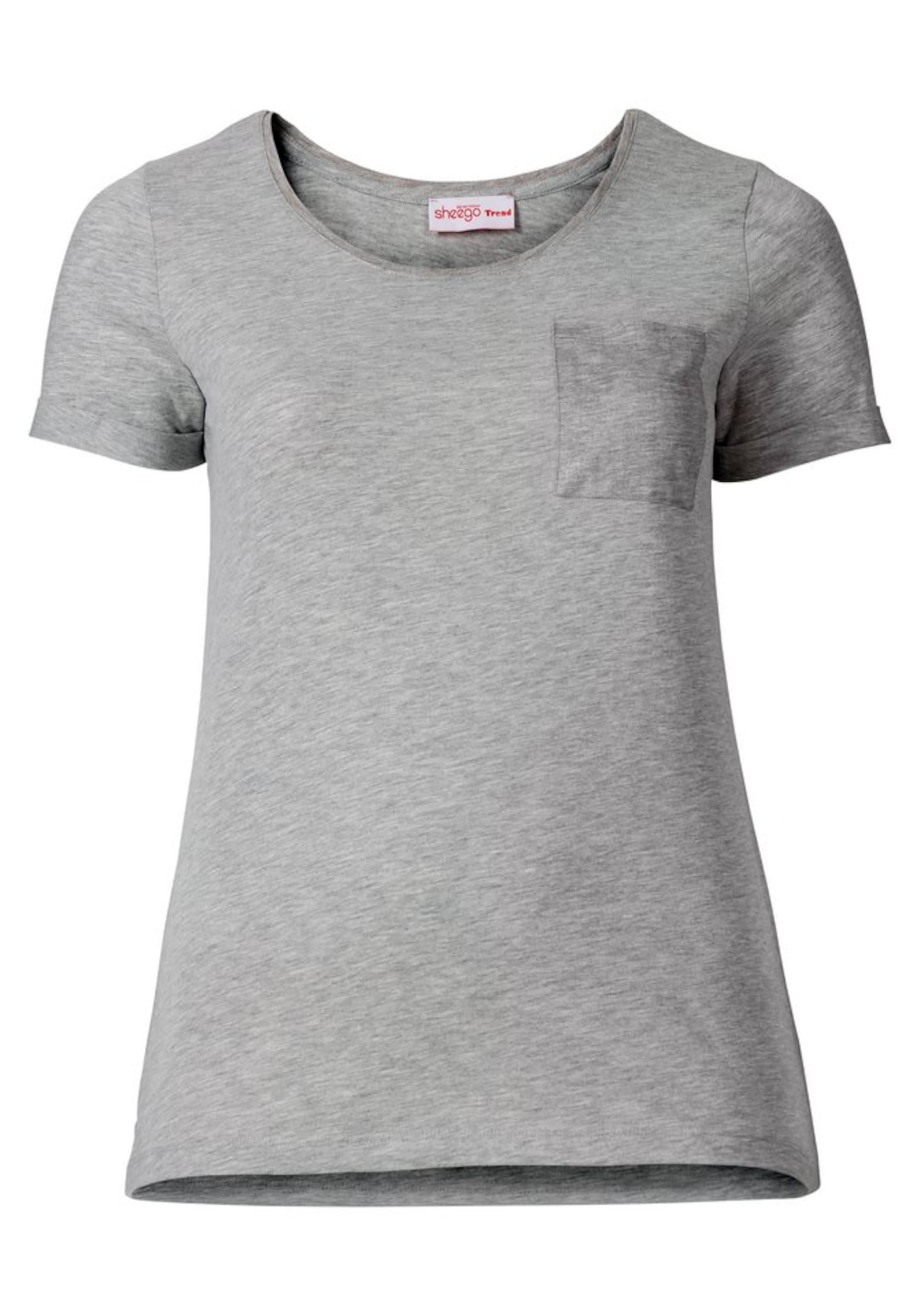 Sheegotit Graumeliert Sheegotit T T In shirt deCxBor
