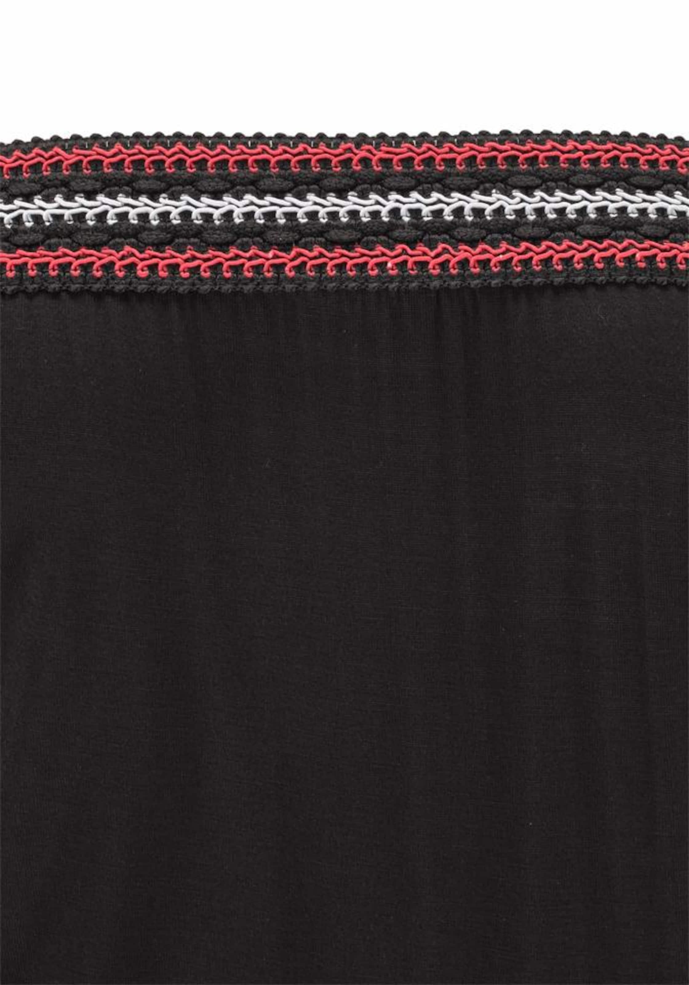 oliver Combinaison Noir Label S En 'beachwear' Red cF1lKJ