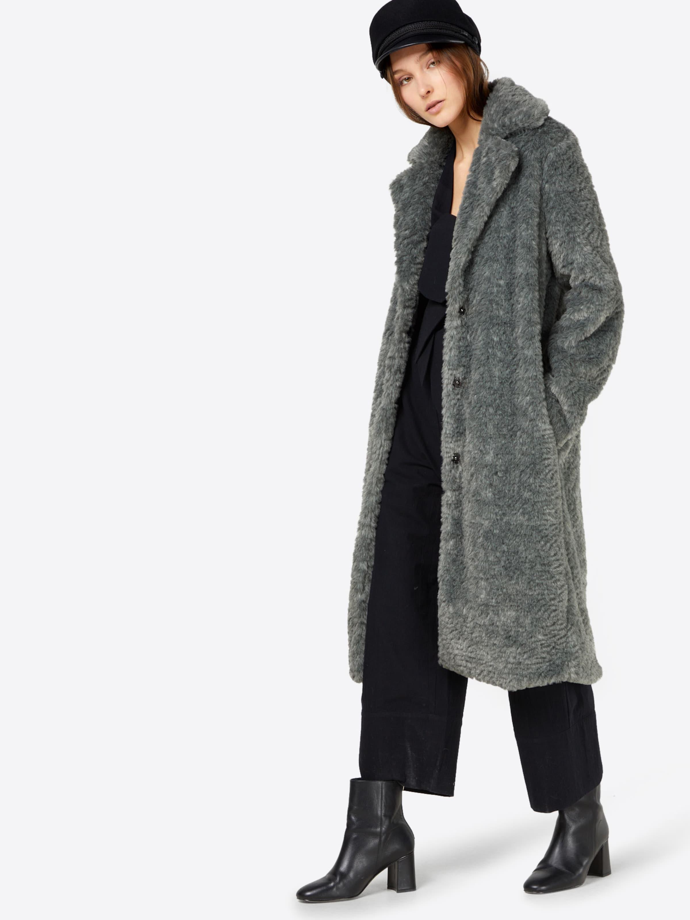 In a Mantel Coat' s Y 'yaspala Grau XN8OnwP0kZ