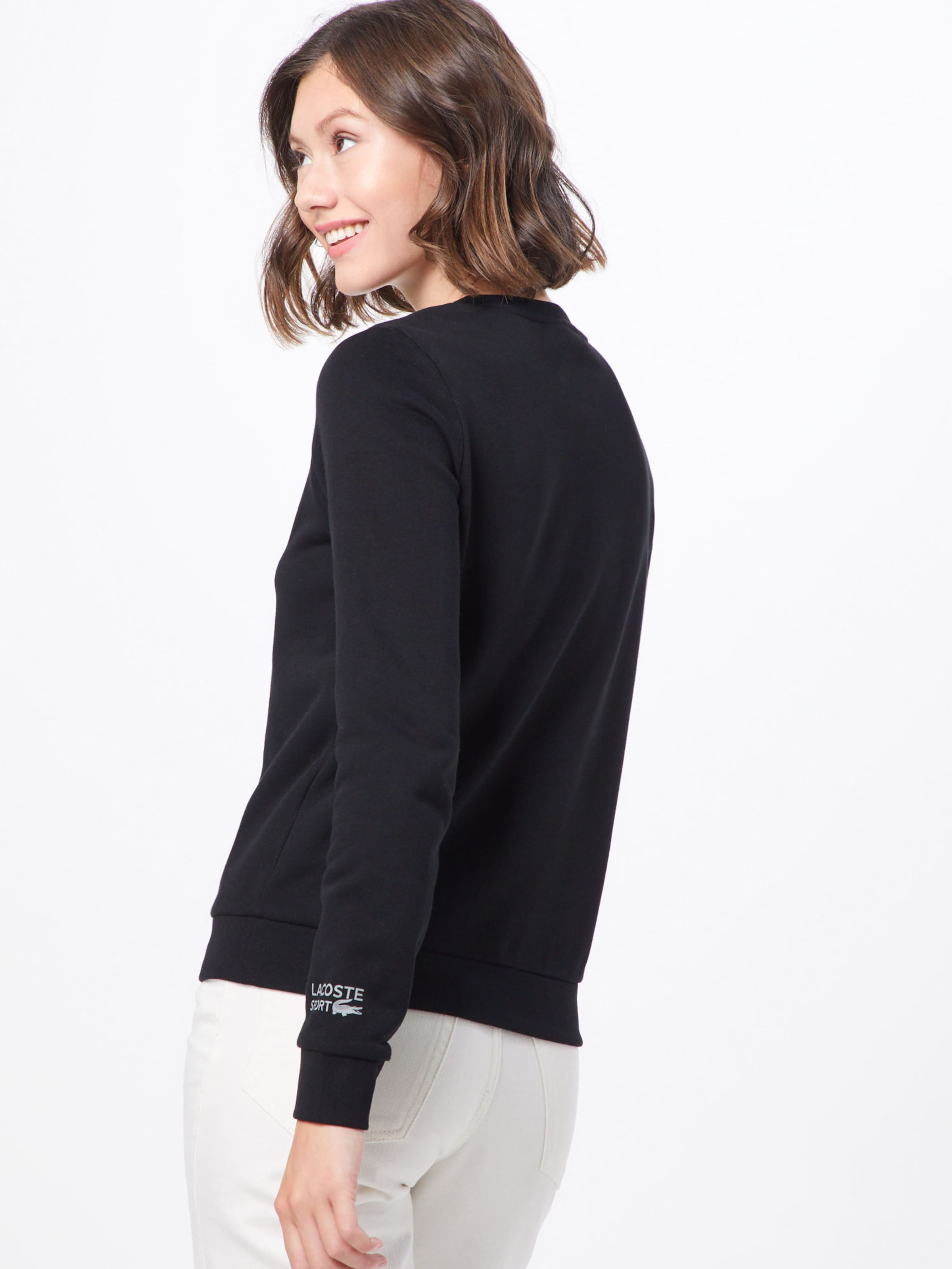 shirt Lacoste Sweat shirt Noir En Lacoste Sweat bf7IYyv6g