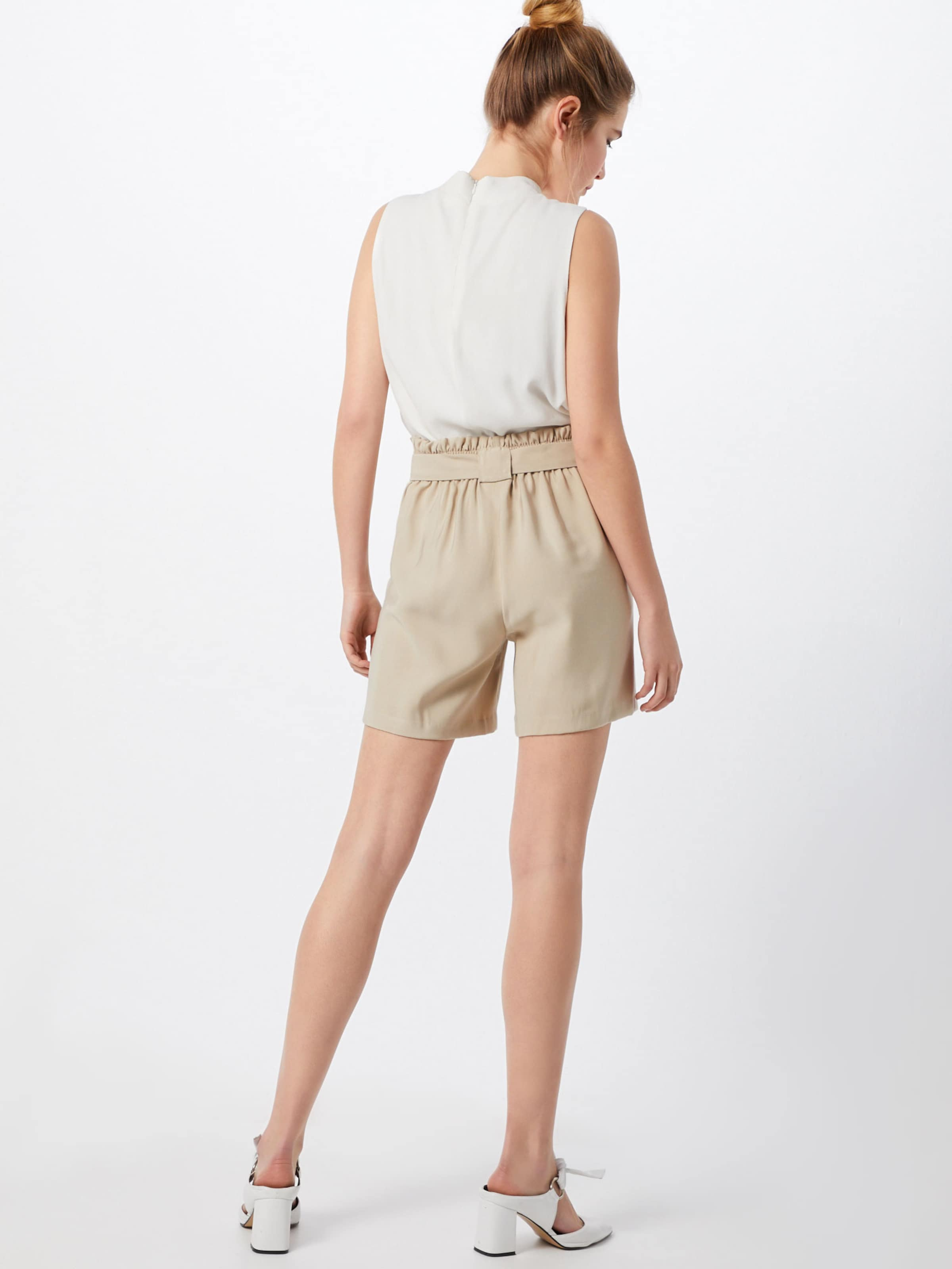 'vilukki Shorts' Pantalon Vila Hw Clair En Bleu j3q45ARL