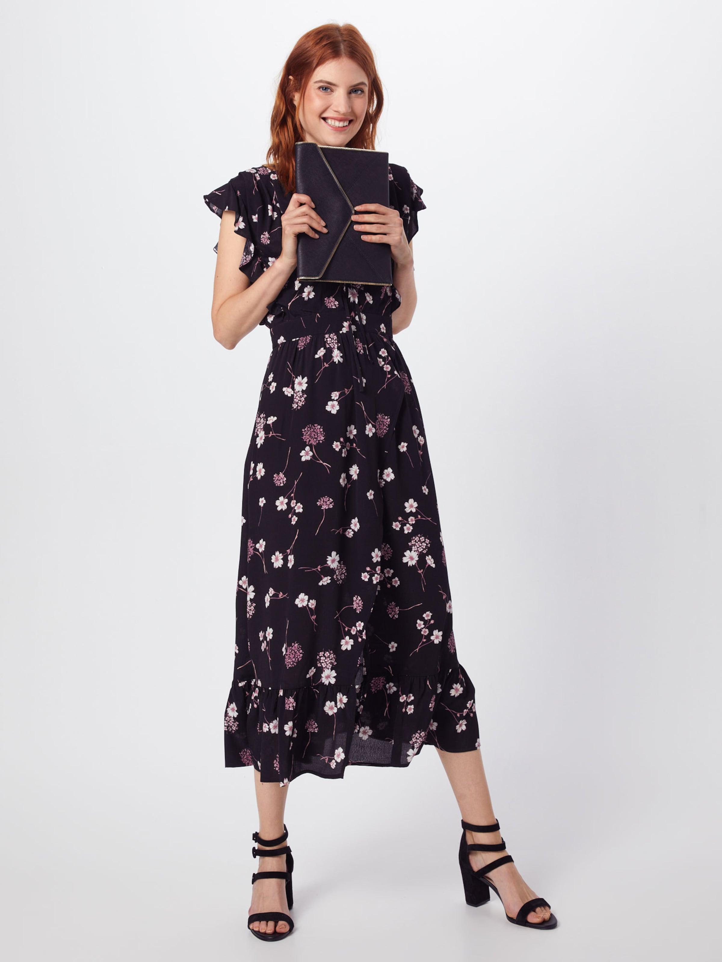 'night Blanc Minkpink VioletNoir Robe Garden' En DHeW92YbEI