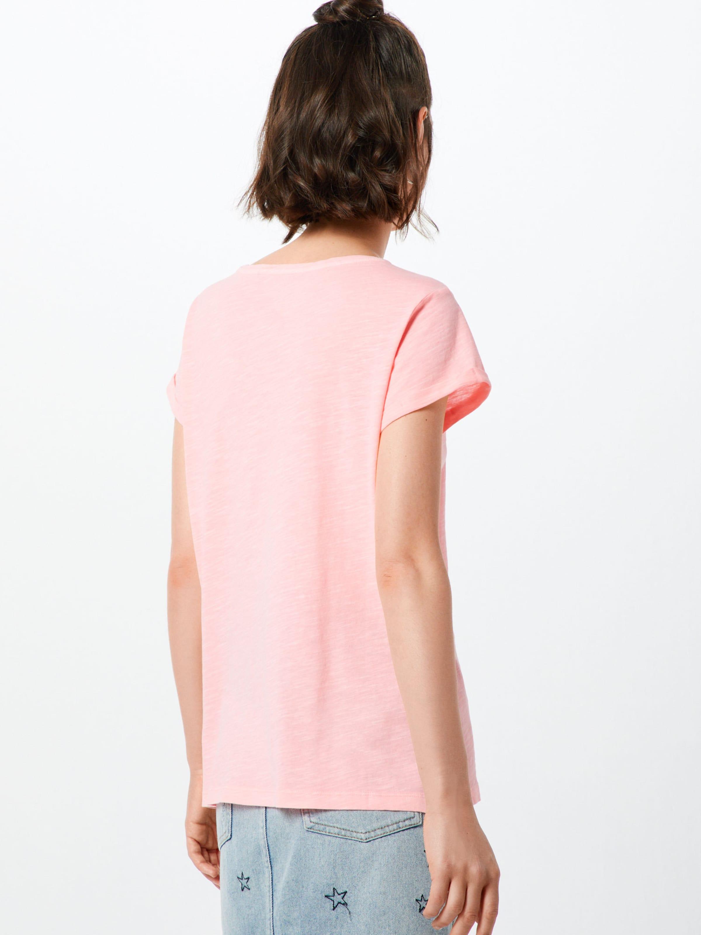 T shirt Edc Esprit En Jaune By 54ARjqL3