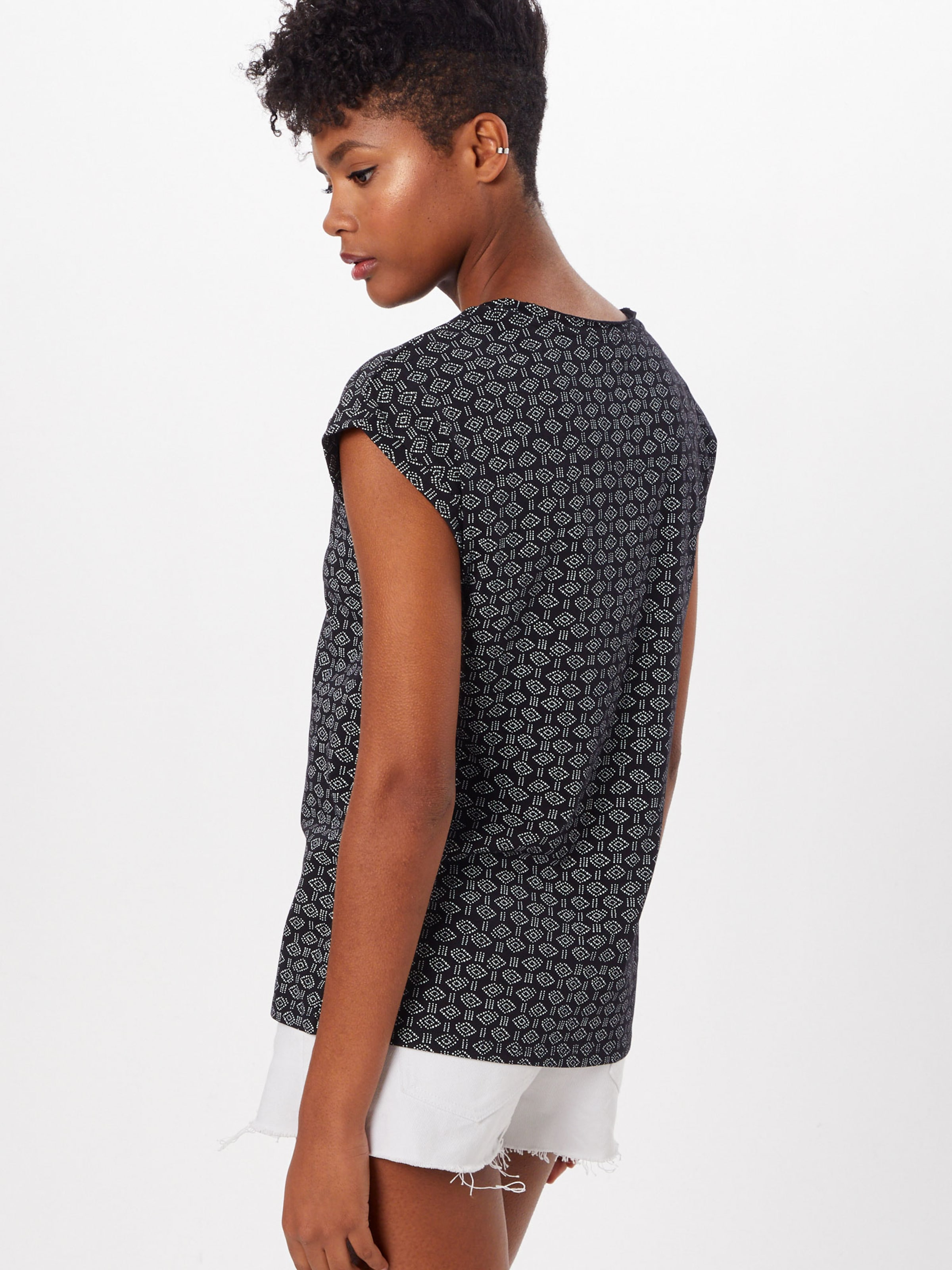 Esprit T shirt Tee' En Aw D'or Jaune 'pattern PNXw8kn0O