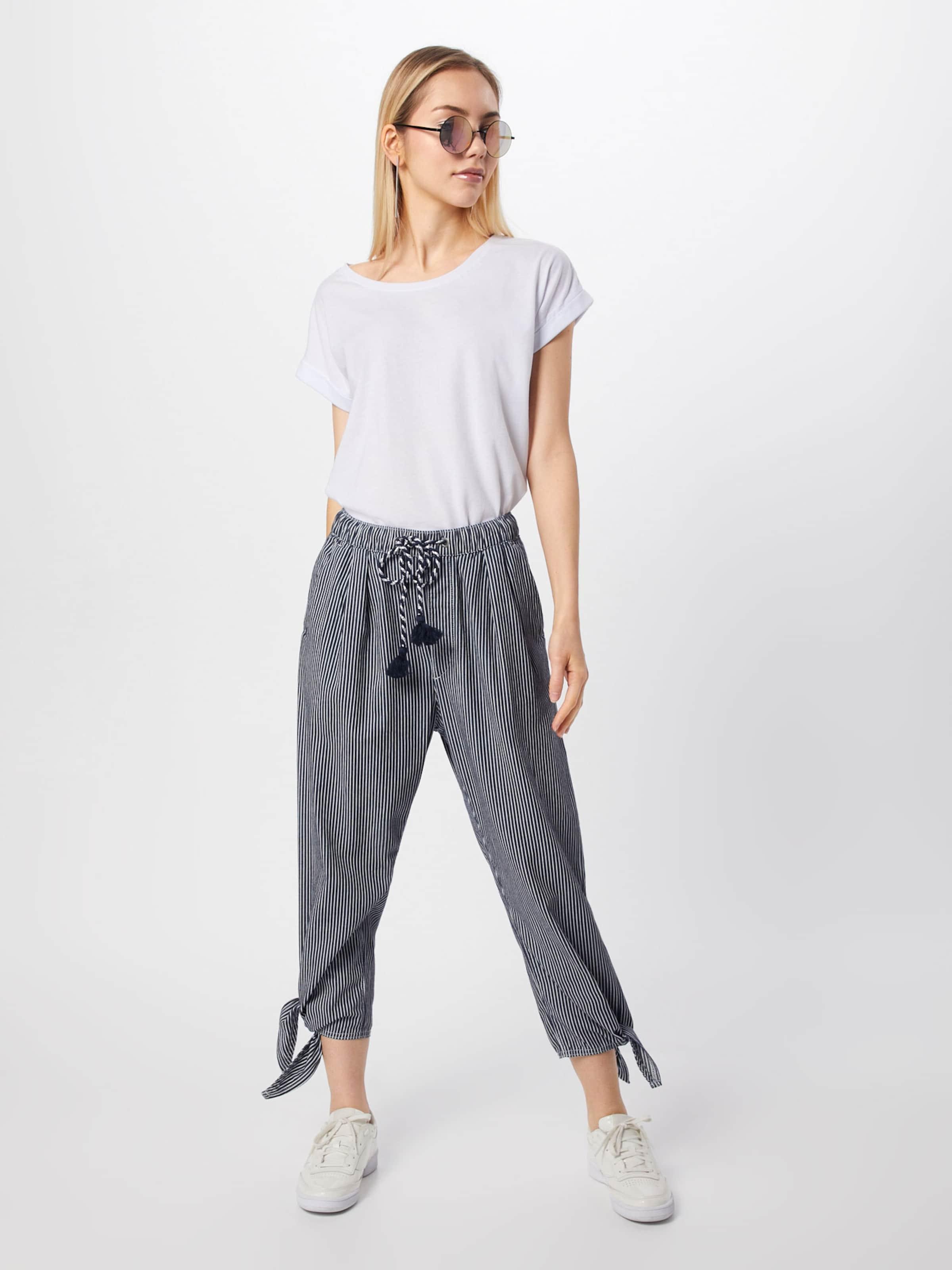 Pantalon 'deena' Jeans NoirBlanc Pepe En nN0vm8wO