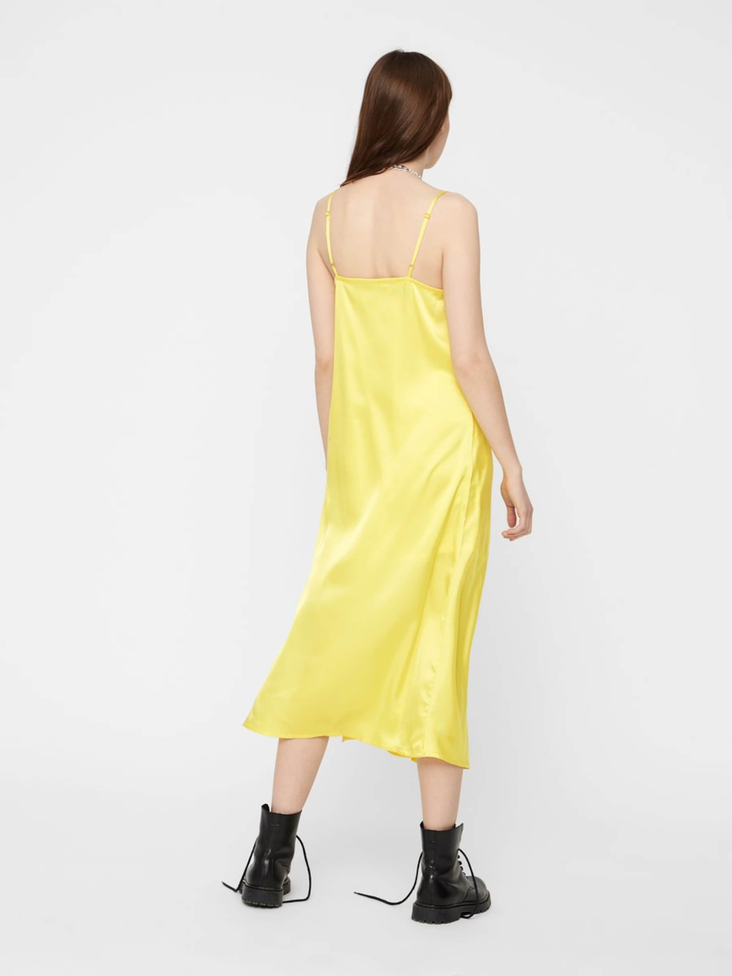 Pieces Jaune Jaune En Robe Pieces Robe En En Robe Pieces Jaune Pieces WH9D2IEY