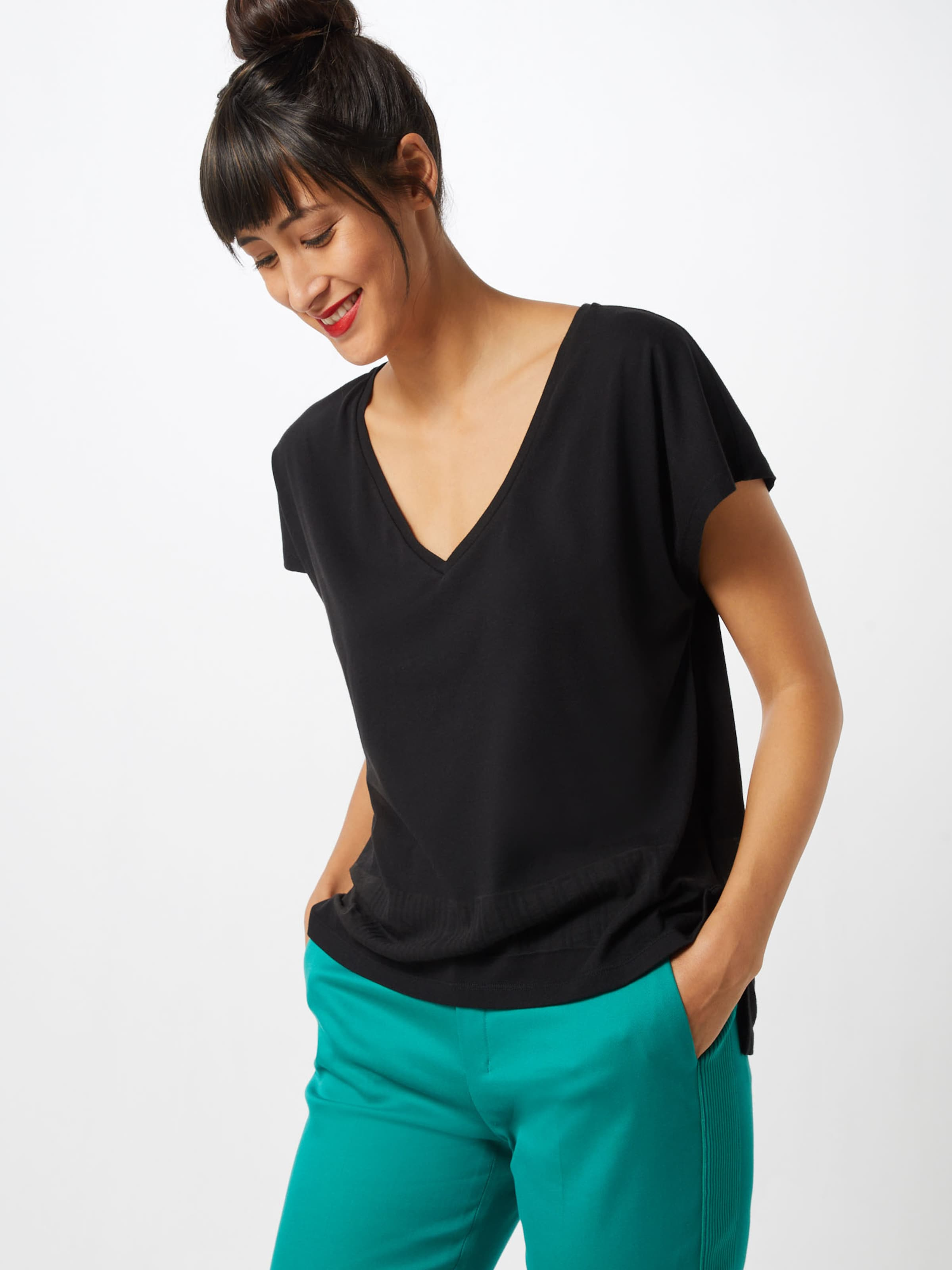 shirt 'svana Drykorn Noir En p7' T CWrxQdBoe