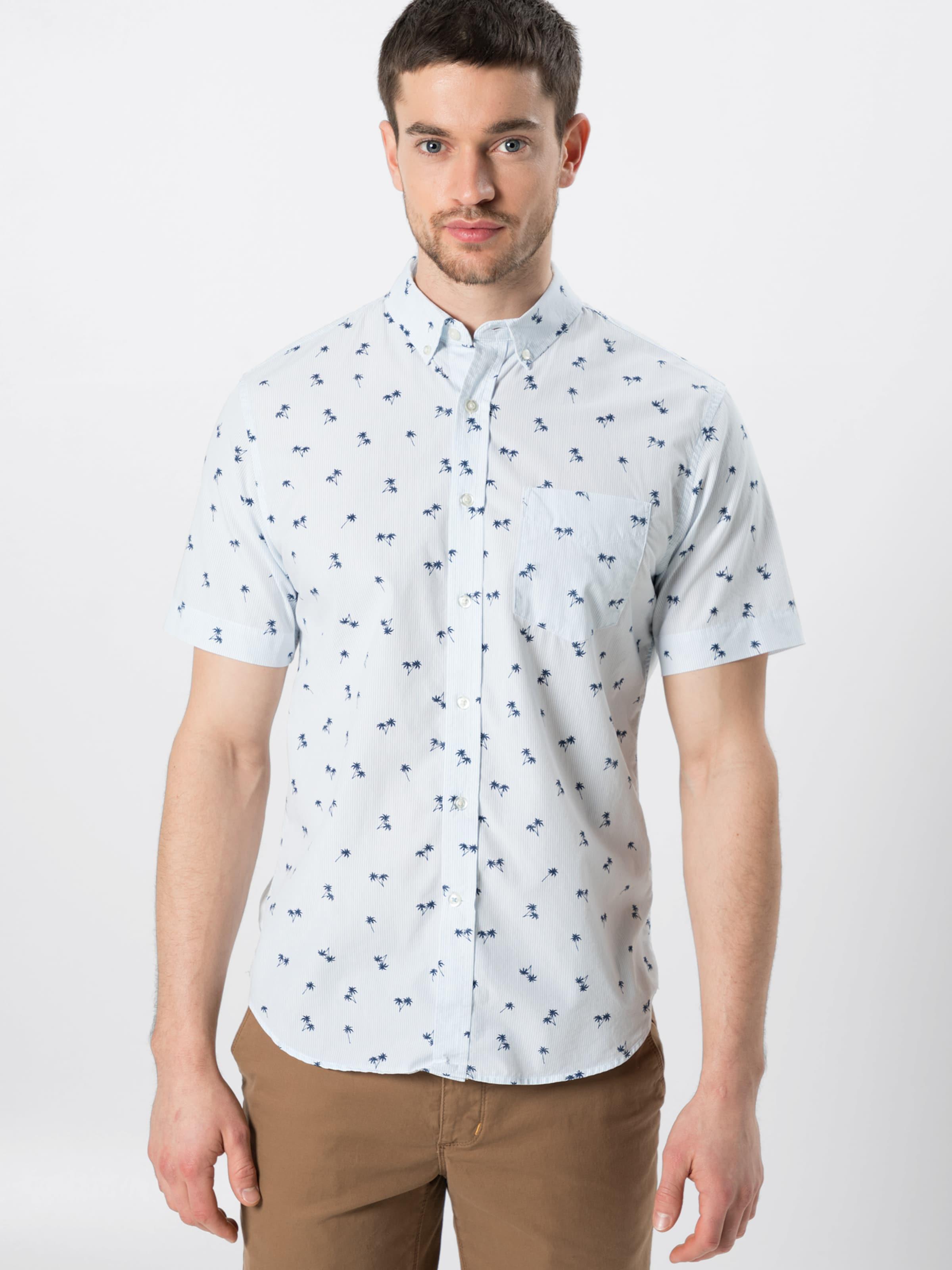 Chemise Lp Banana 'ss Bleu En Republic Shirt' Print QoxdBWrCe