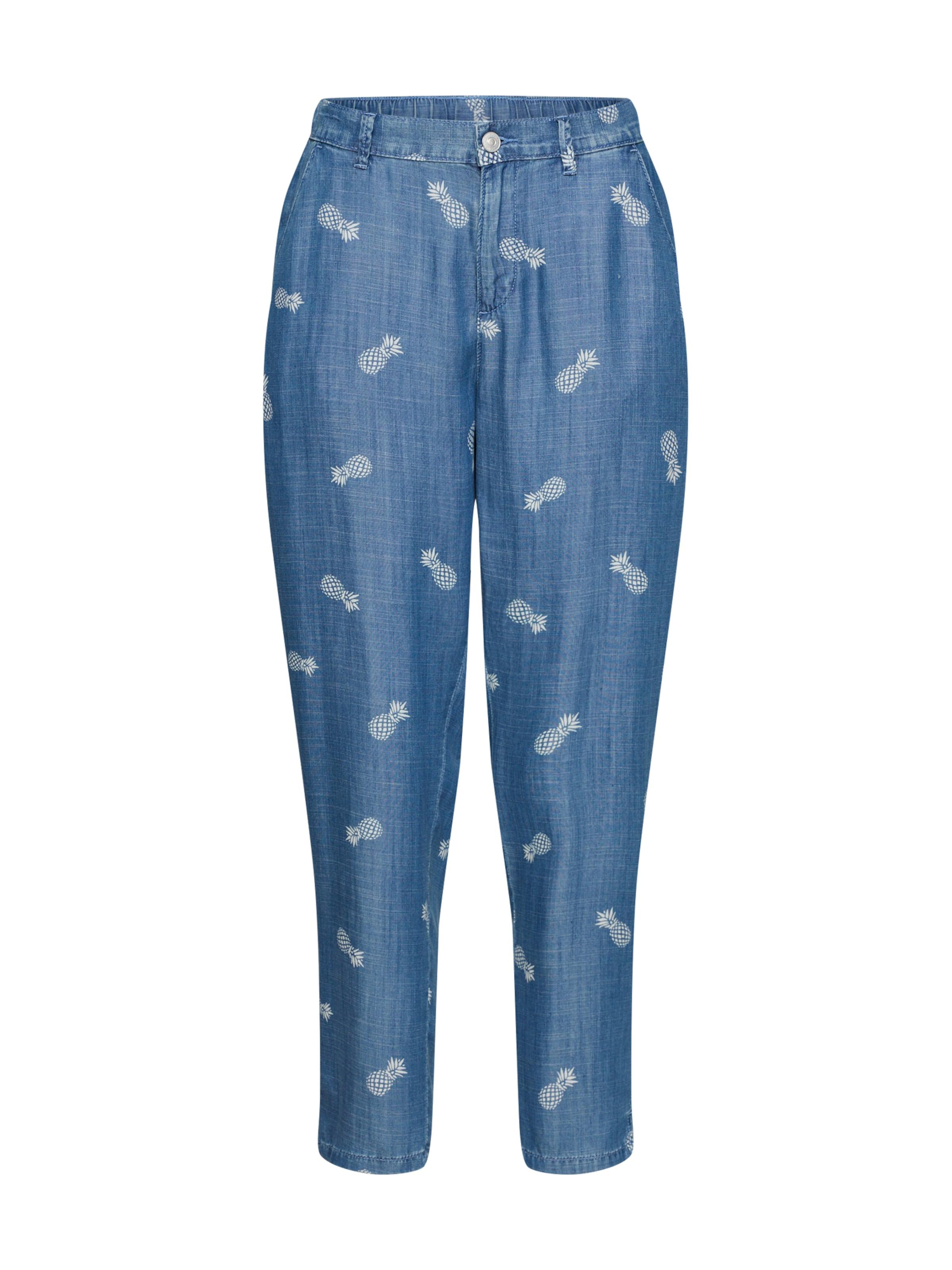 Esprit Bleu Denim En By Edc Pantalon TFJlcK1
