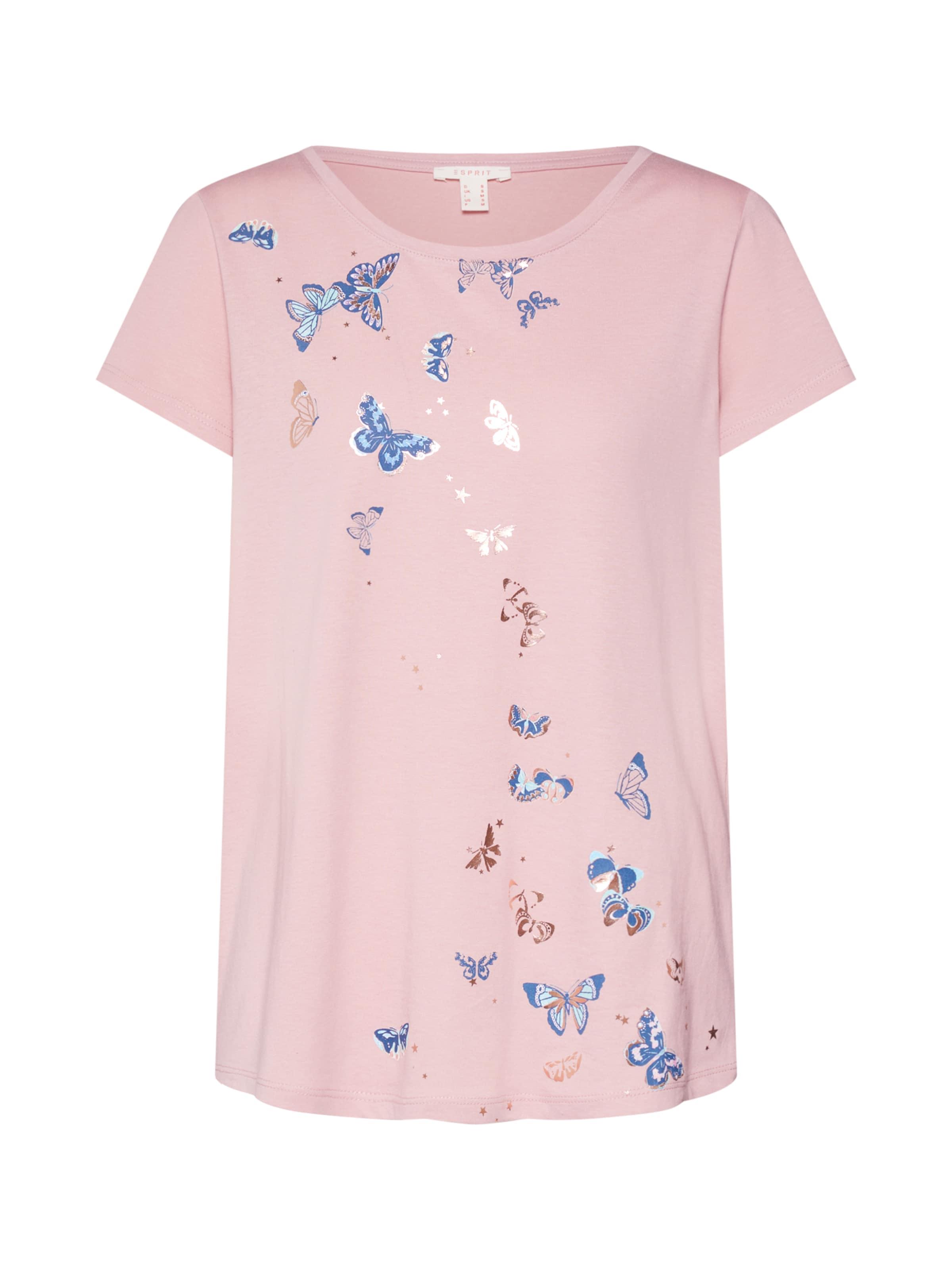 'whs Esprit shirt En Style' T Marine Bleu Aw 6vY7ybgf