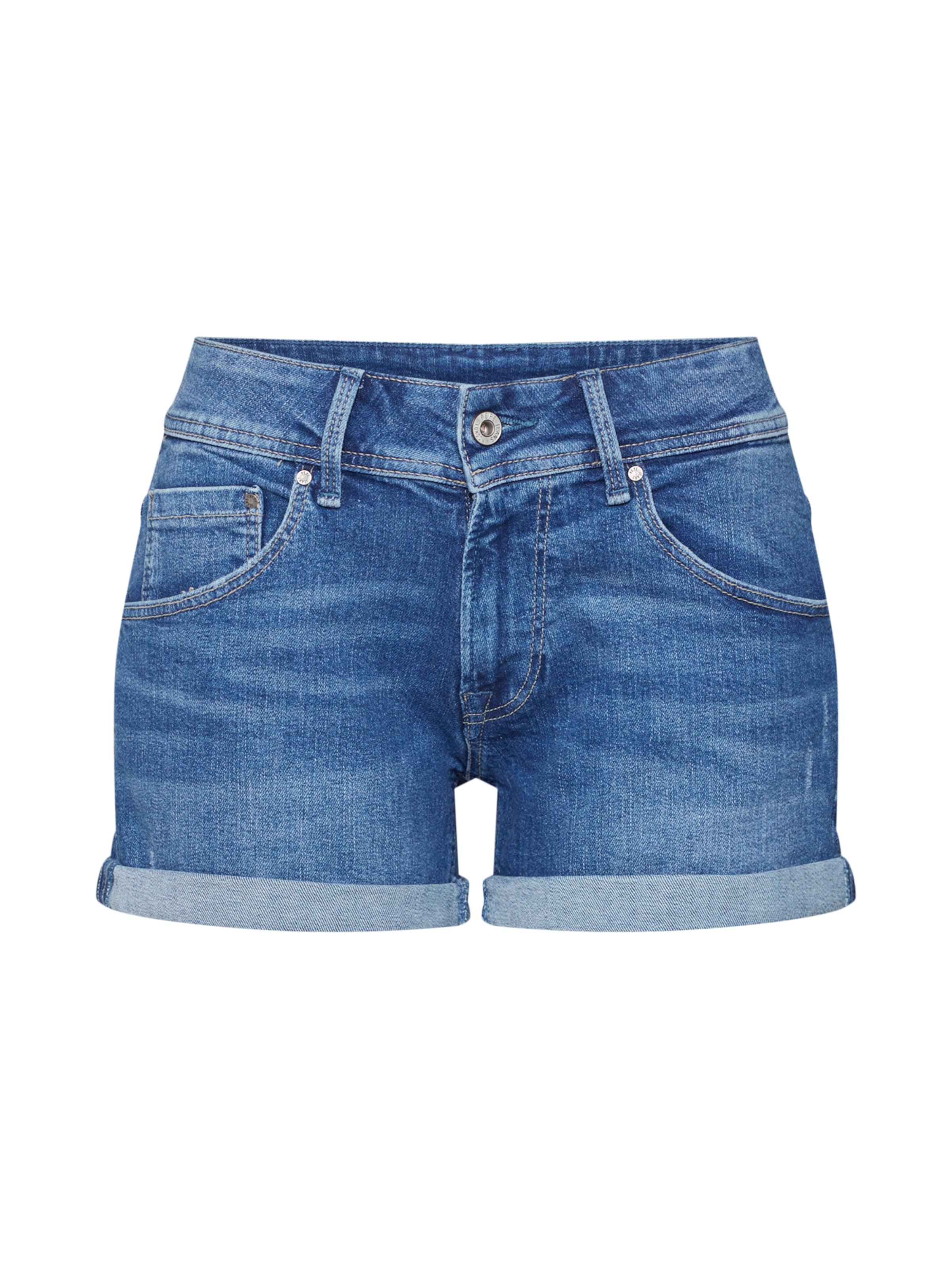 Bleu Jean Denim Pepe En Jeans 'siouxie' QdCrxoeWB