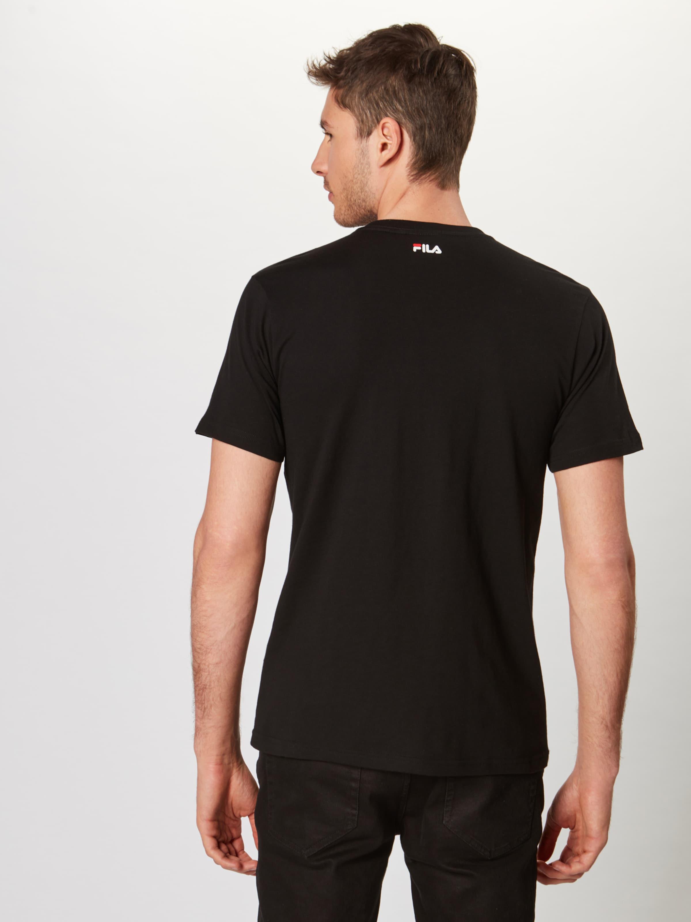 En NoirBlanc shirt Fila T 'pure' XiuOPZk