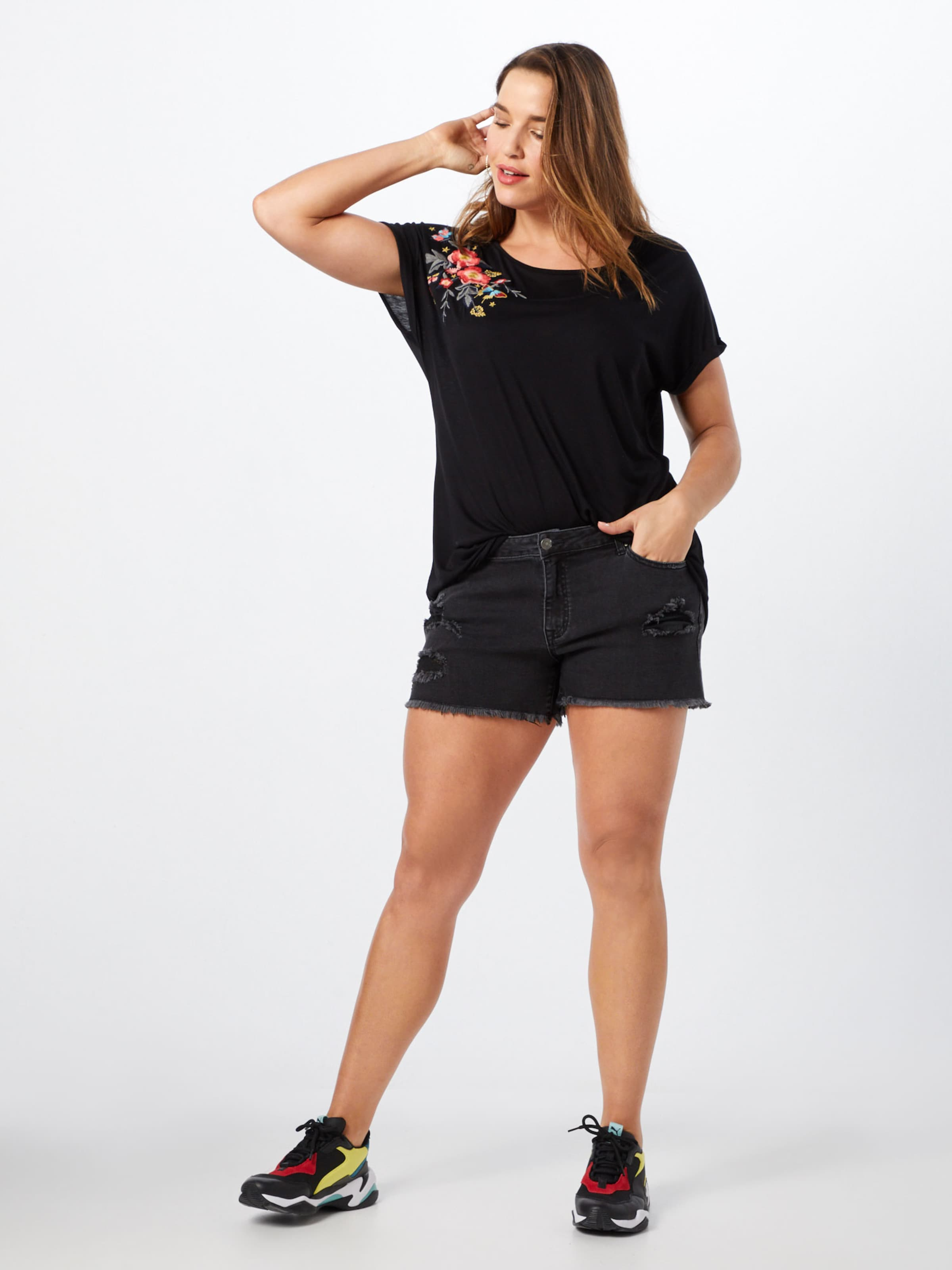 In shirt T Curvy You About Schwarz 'dylane' rxoBWdQCe
