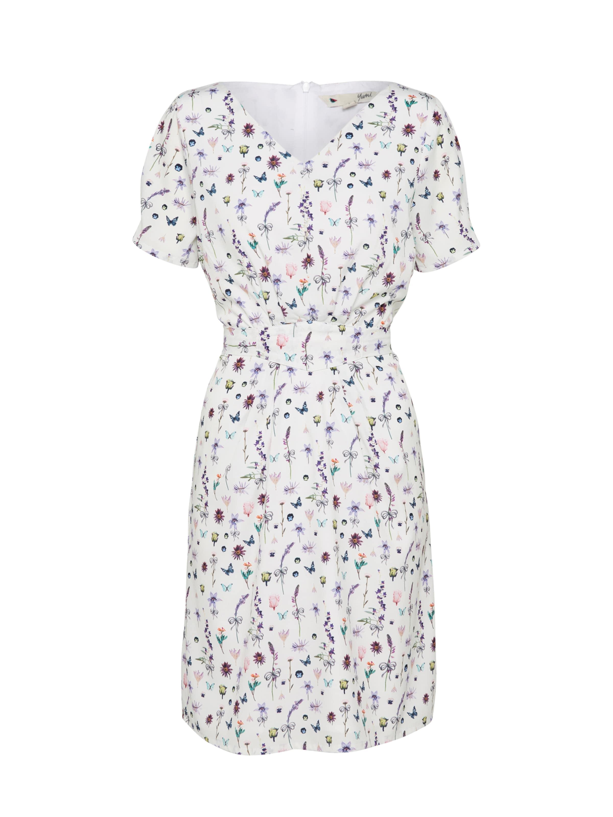 En Yumi Botanical' Robe D'été Mélange 'french CouleursBlanc De ZuPkiX