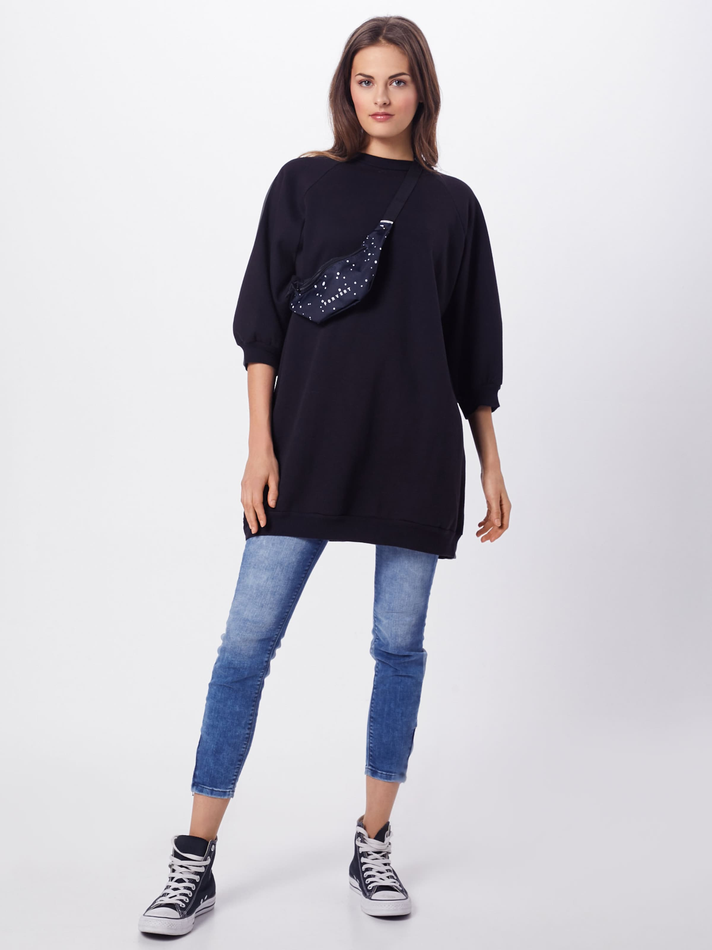 'super Ragdoll Sweat Flame shirt Sweatshirt' RoseNoir La Oversized En IbW29YHeDE
