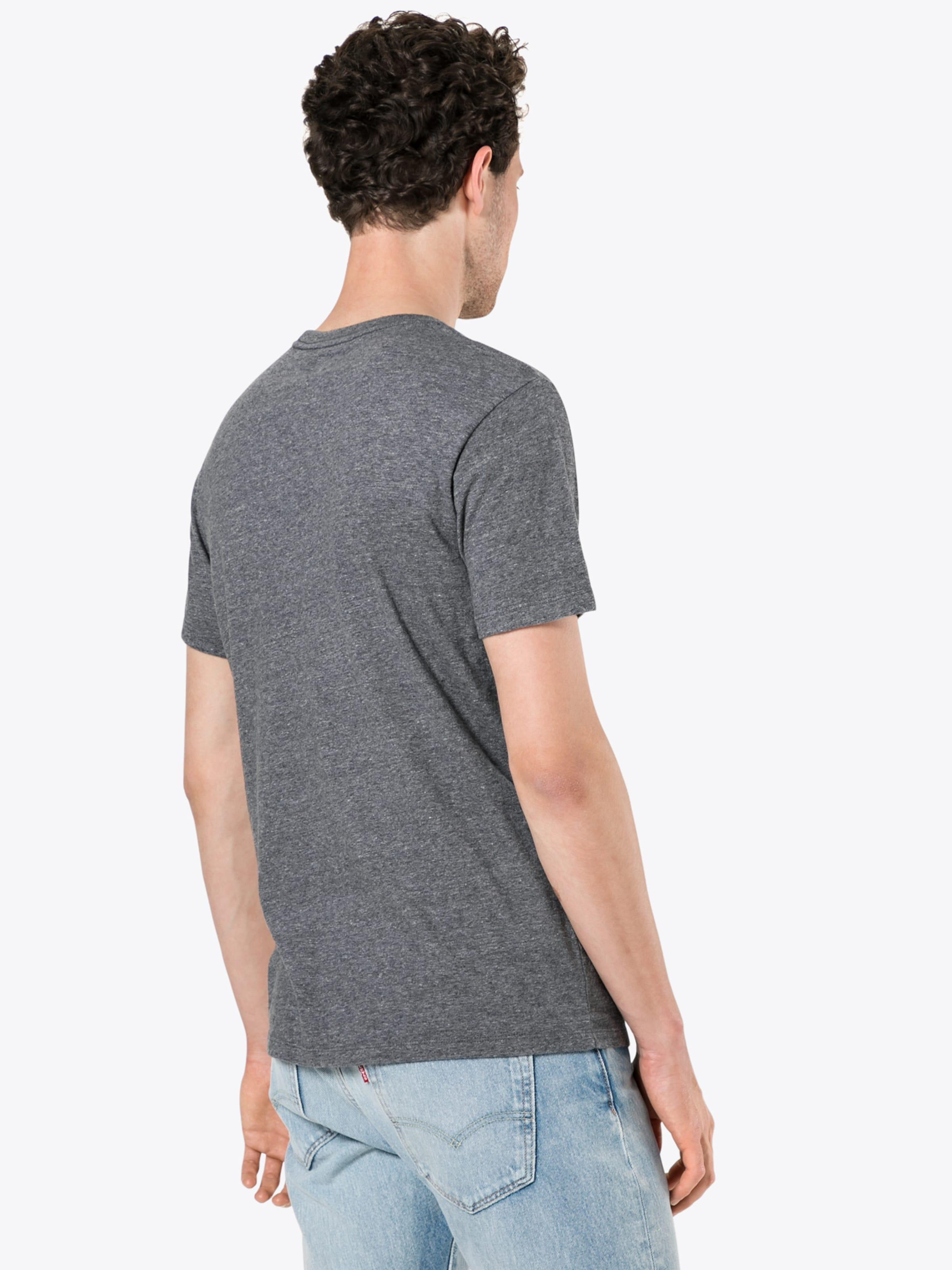 shirt Hm Tee' 'original T En Levi's Gris A34R5jL