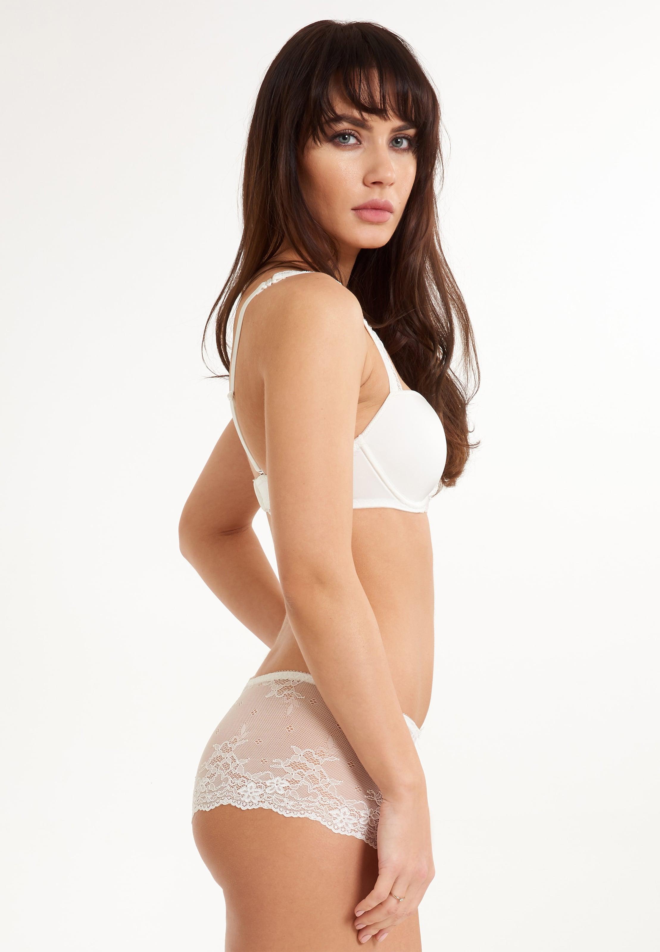 Culotte Lingadore Lace' Abricot 'daily En 80wmnvON